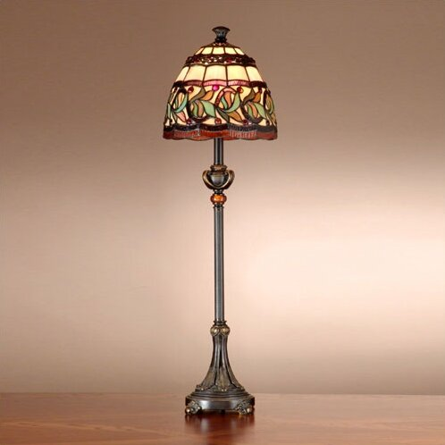 dale tiffany buffet aldridge 30 floor lamp reviews. Black Bedroom Furniture Sets. Home Design Ideas