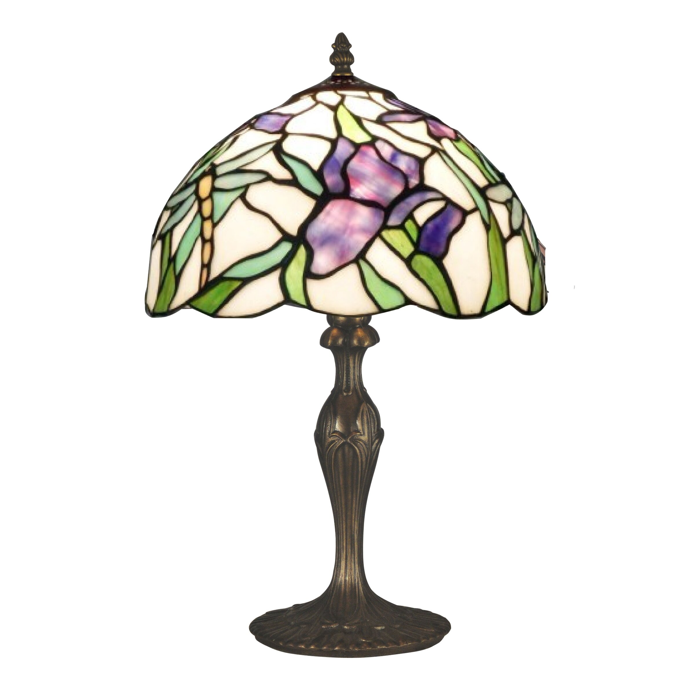 Dale tiffany table lamps - Lighting Lamps Bronze Table Lamps Dale Tiffany Sku Dt3724