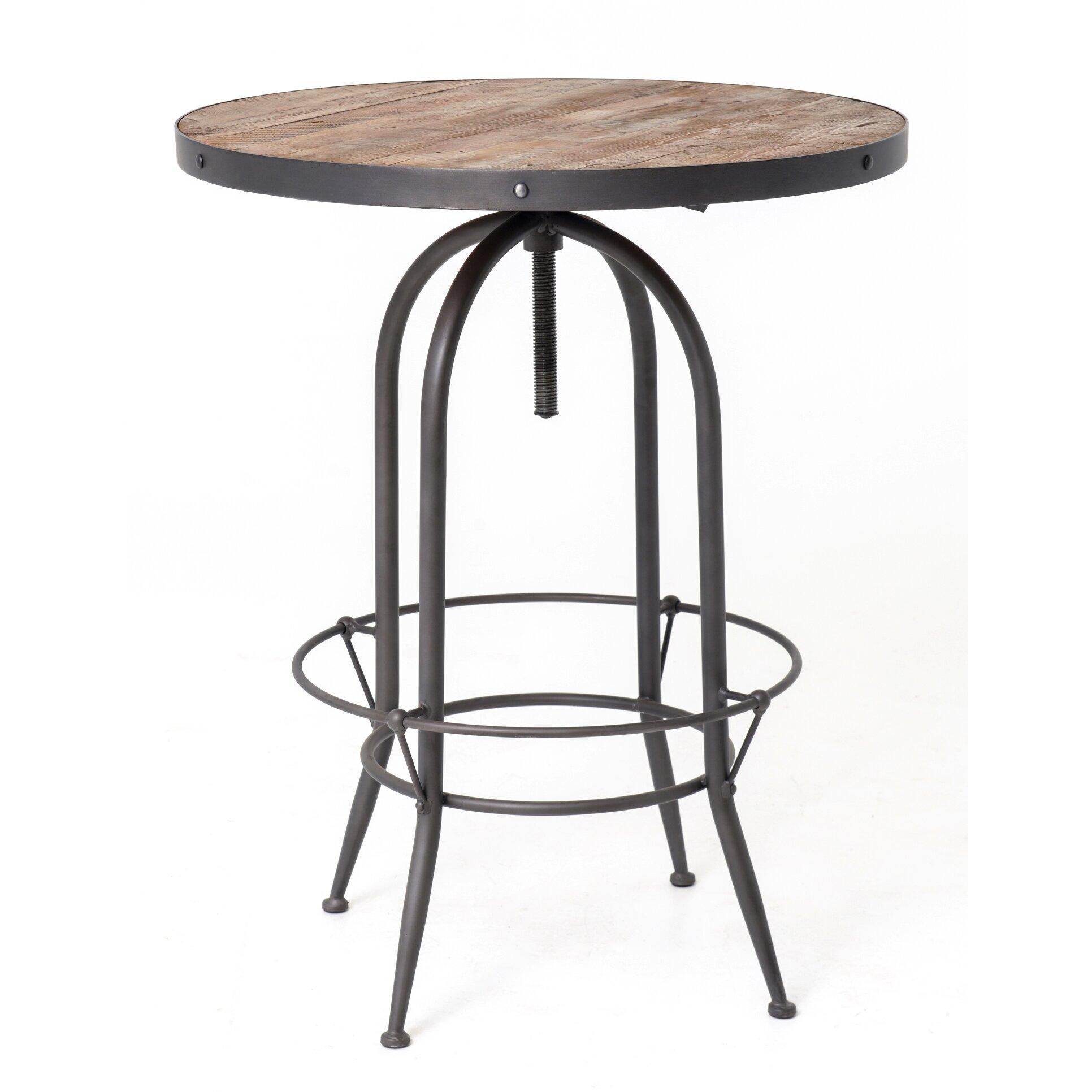 Design Tree Home Bristol Pub Table Wayfair