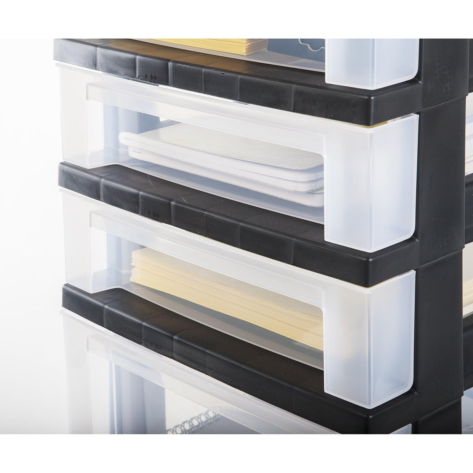 wayfair basics wayfair basics 7 drawer storage chest. Black Bedroom Furniture Sets. Home Design Ideas
