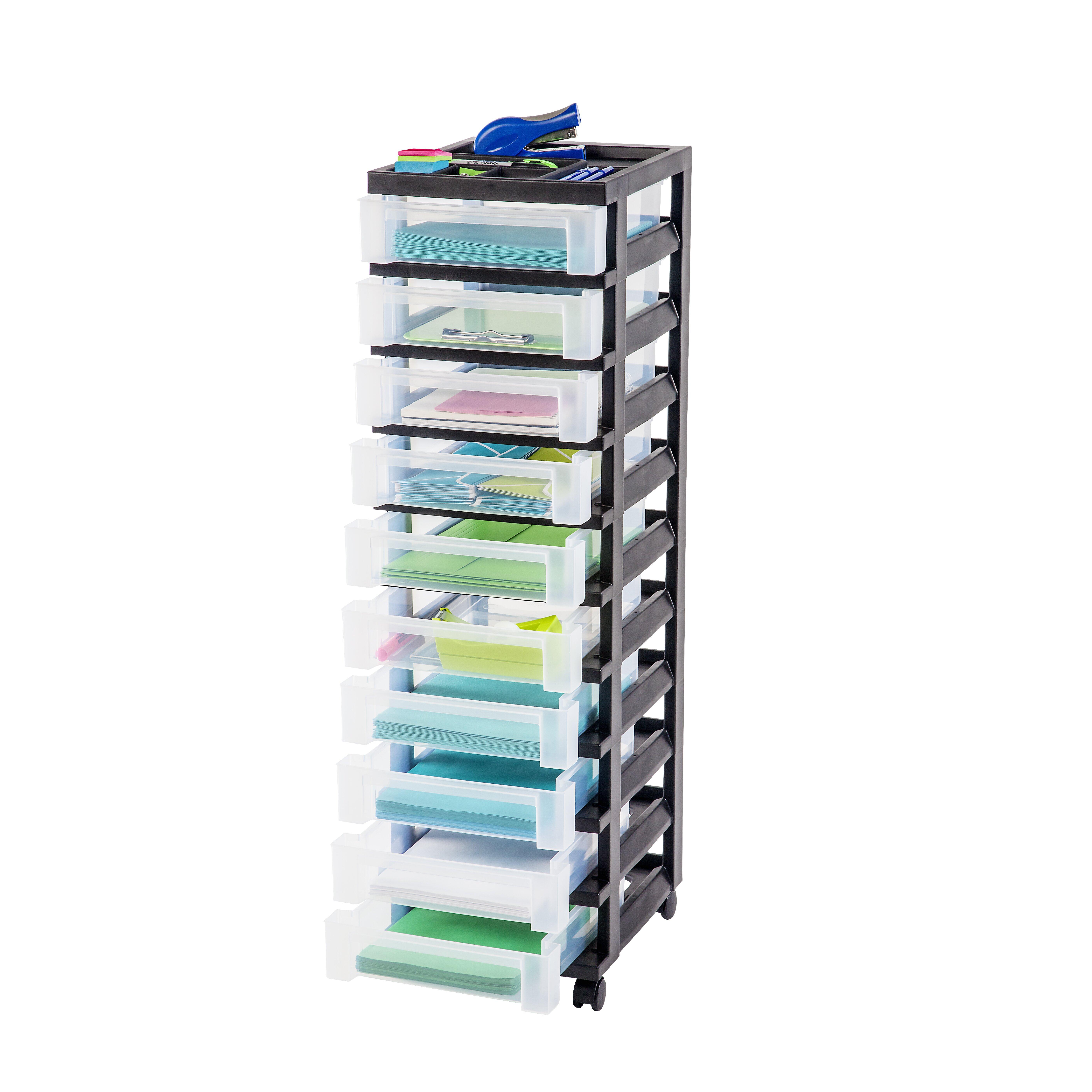 wayfair basics wayfair basics 10 drawer storage chest reviews. Black Bedroom Furniture Sets. Home Design Ideas