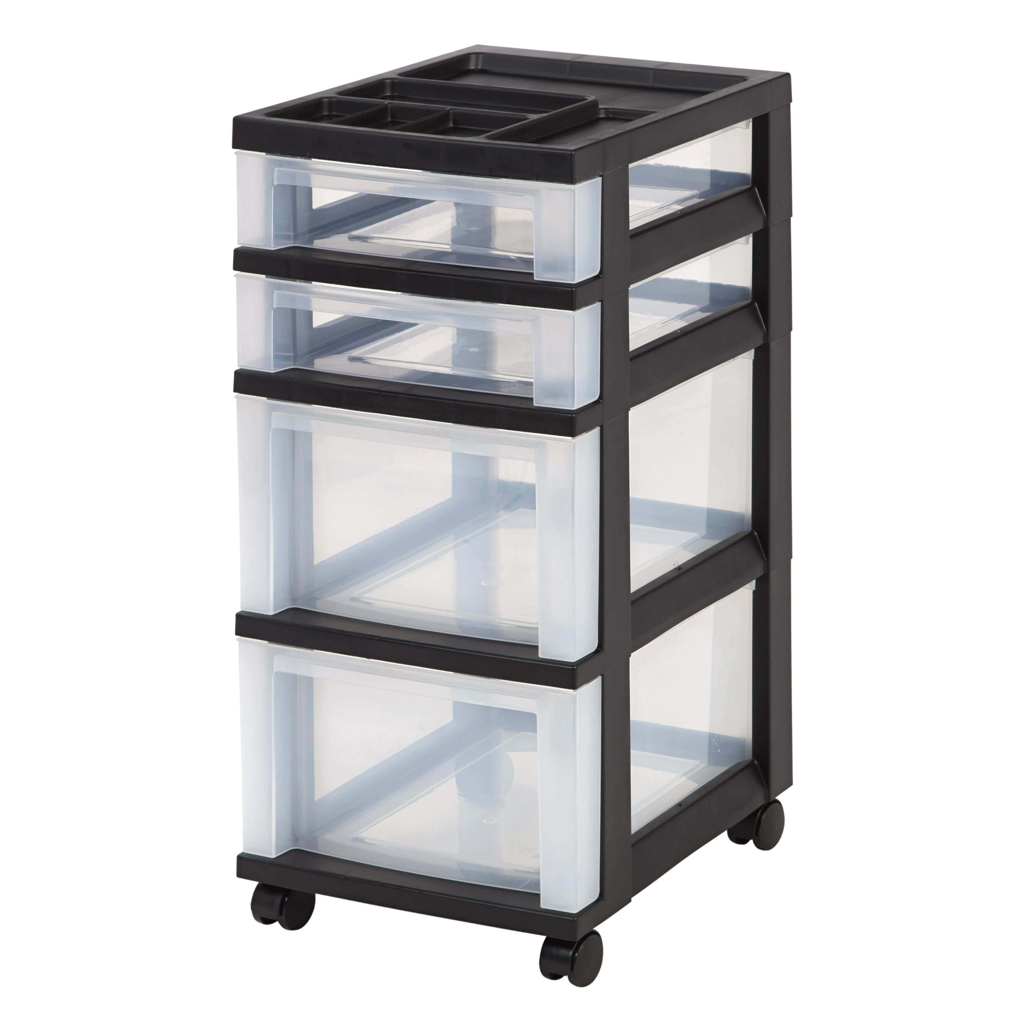 wayfair basics 4 drawer storage chest reviews wayfair. Black Bedroom Furniture Sets. Home Design Ideas