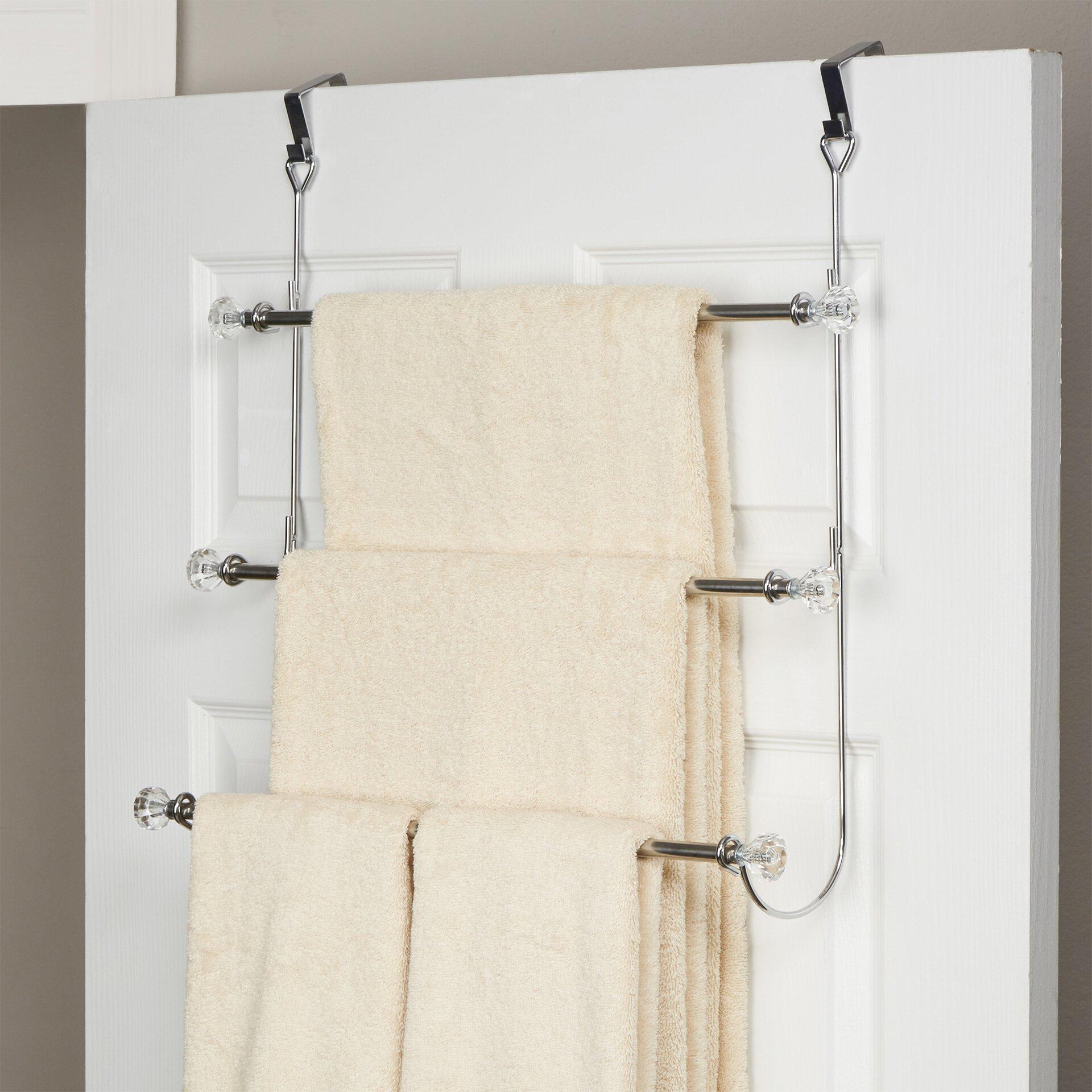 Wayfair Basics Wayfair Basics 3 Tier Over The Door Towel
