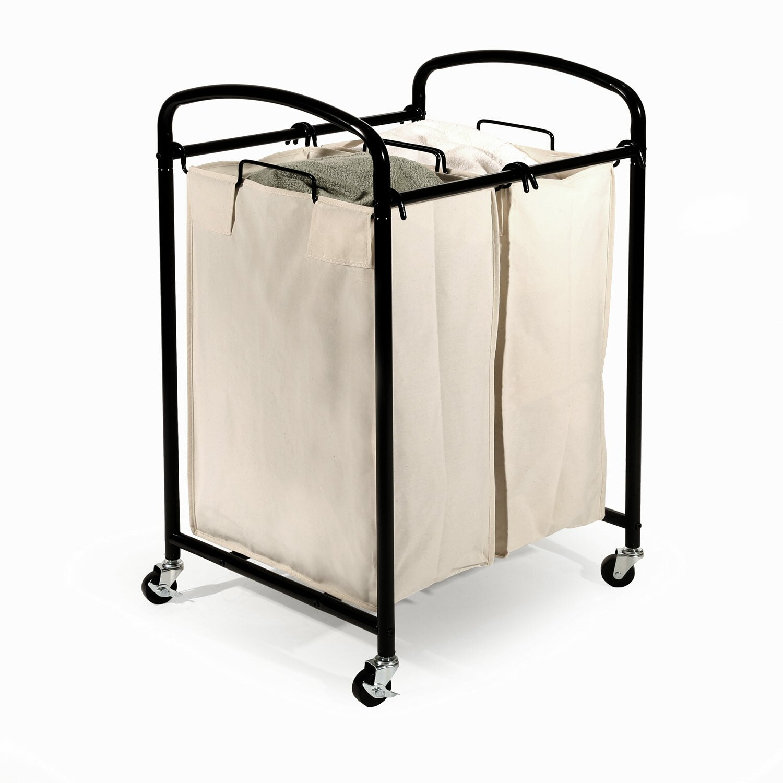 Wayfair Basics Wayfair Basics 2 Bag Laundry Sorter ...