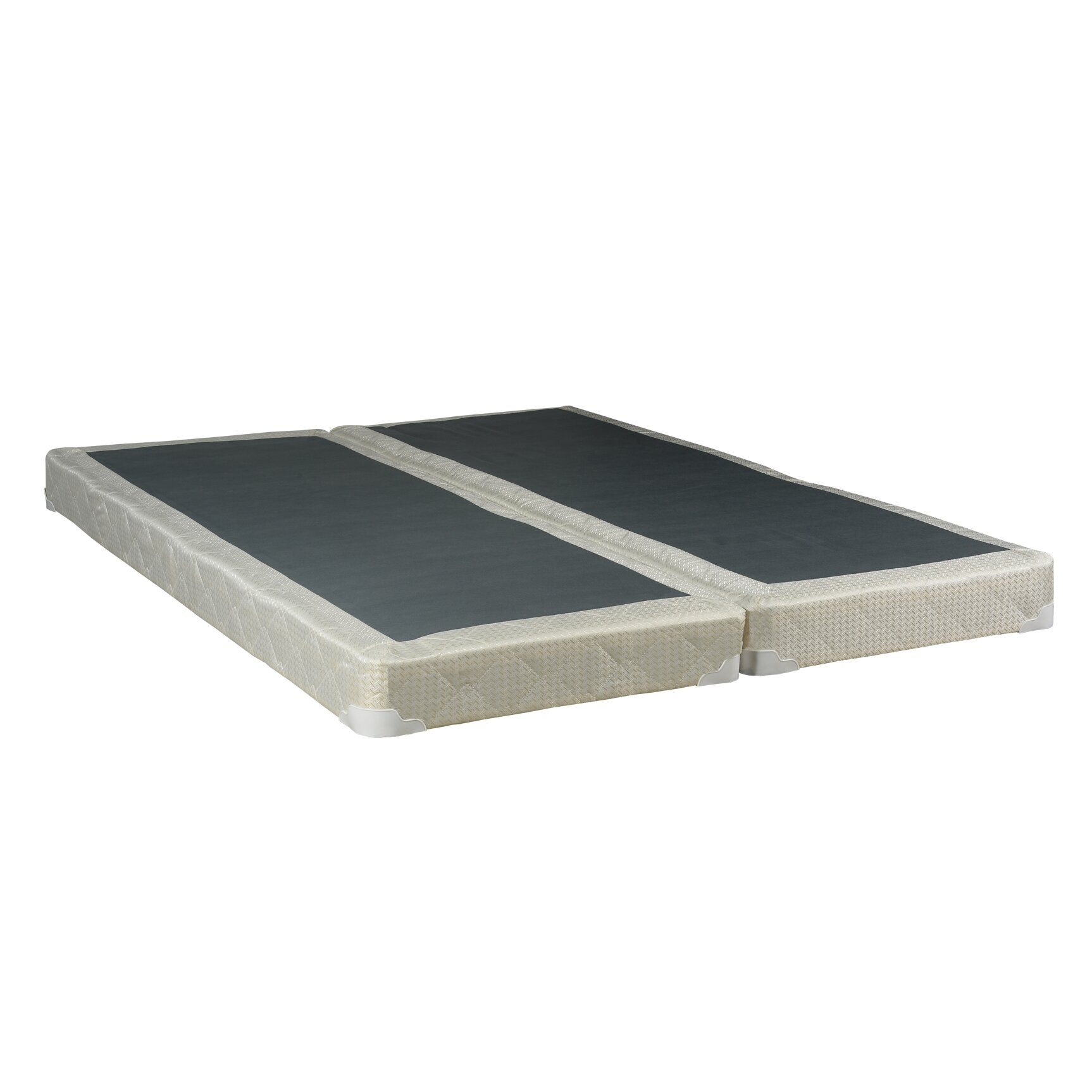 Spinal Solution Low Profile Box Spring Queen Split