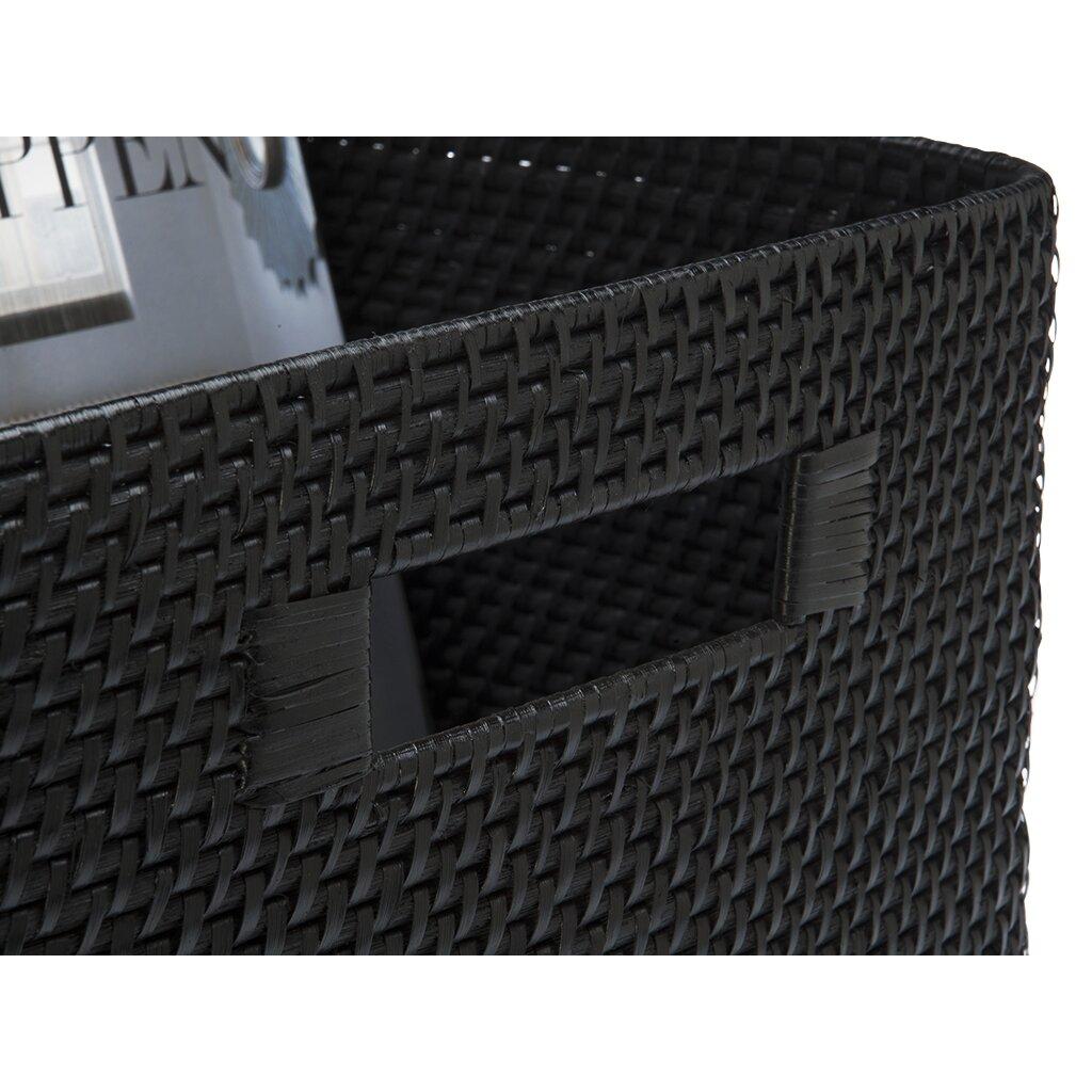 Buy Melbury Rectangular Wicker Storage Basket From The: Kouboo Rectangular Rattan Storage Basket & Reviews