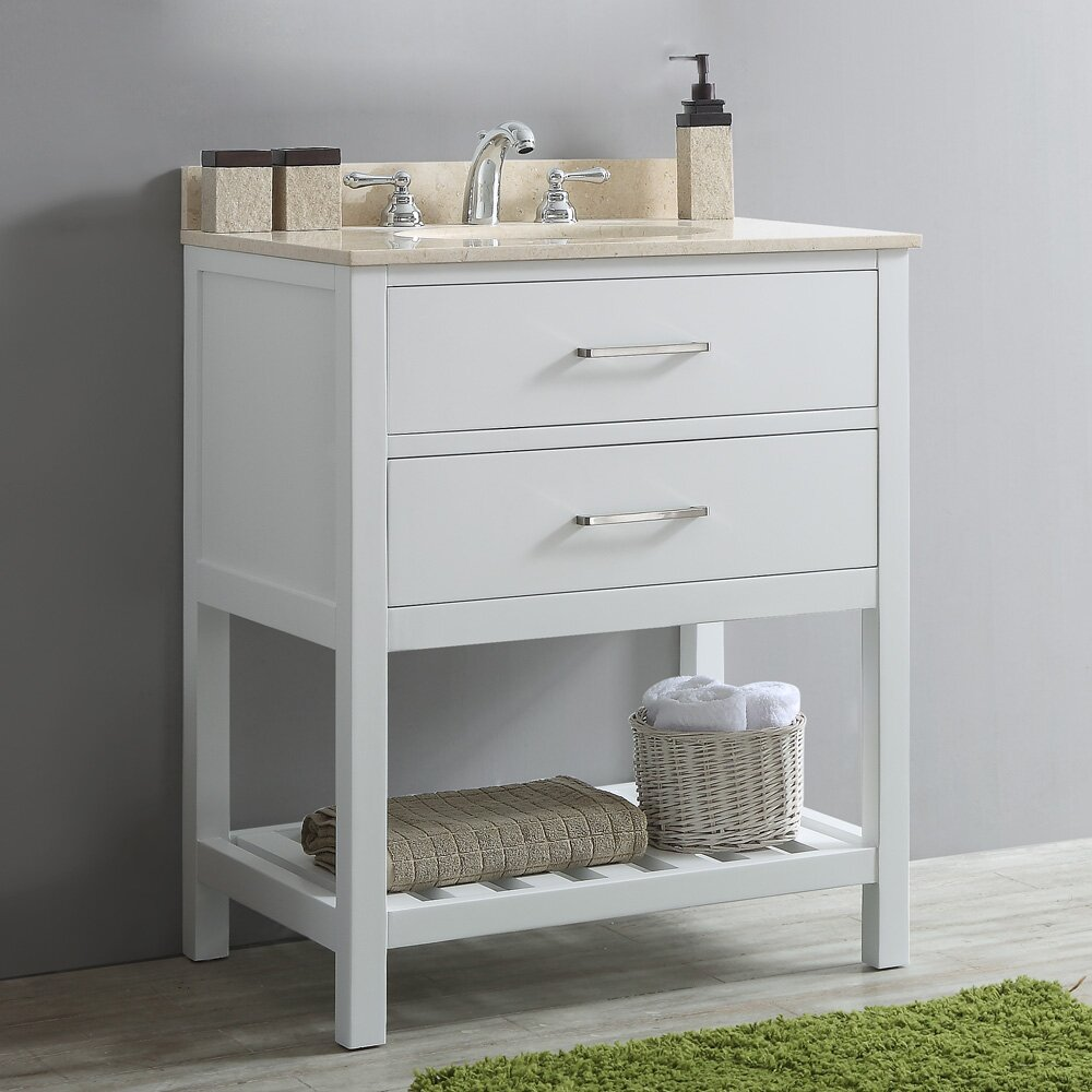 foligno singles Buy vinnova foligno 48'' single vanity set at walmartcom.