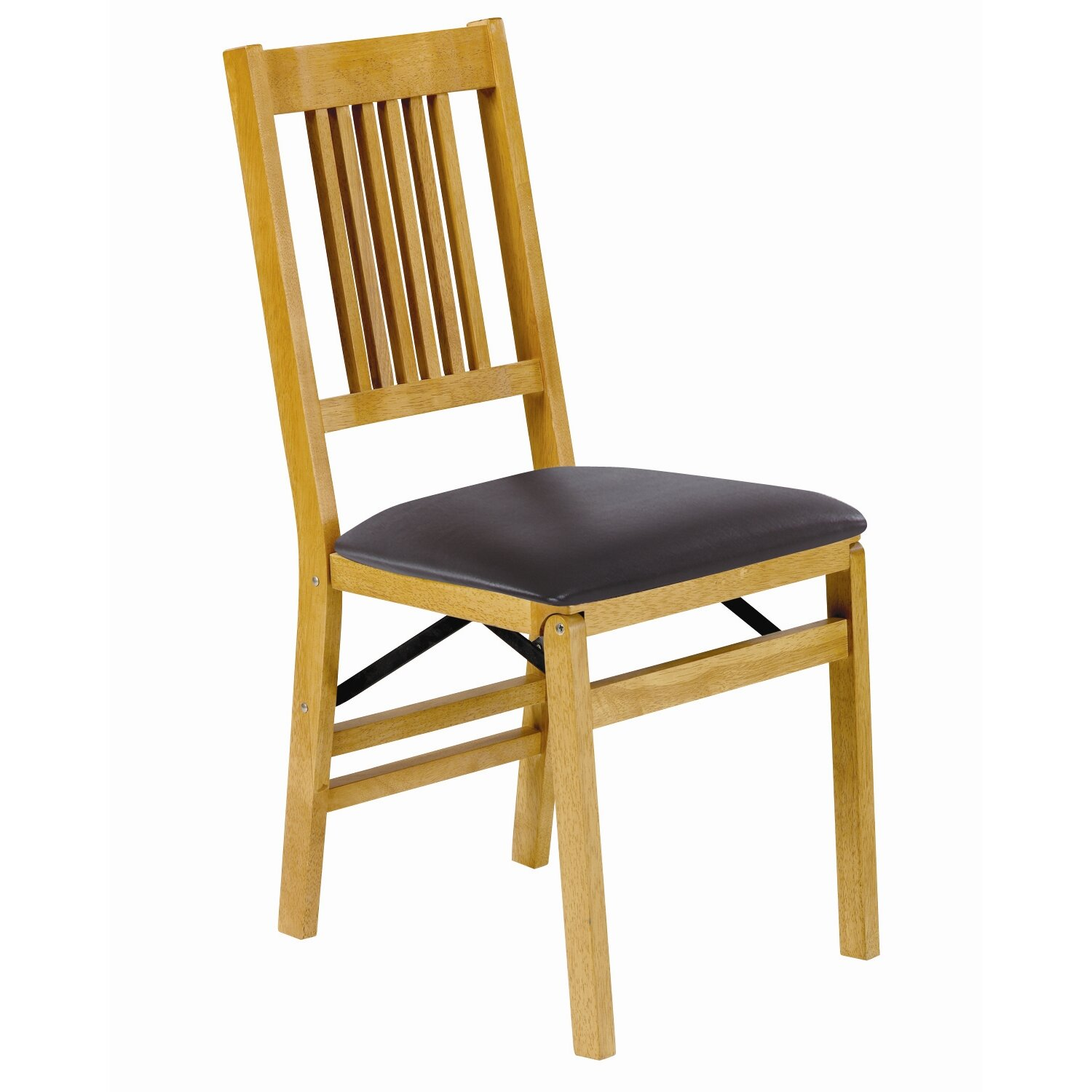 Stakmore True Mission Wood Folding Chair & Reviews