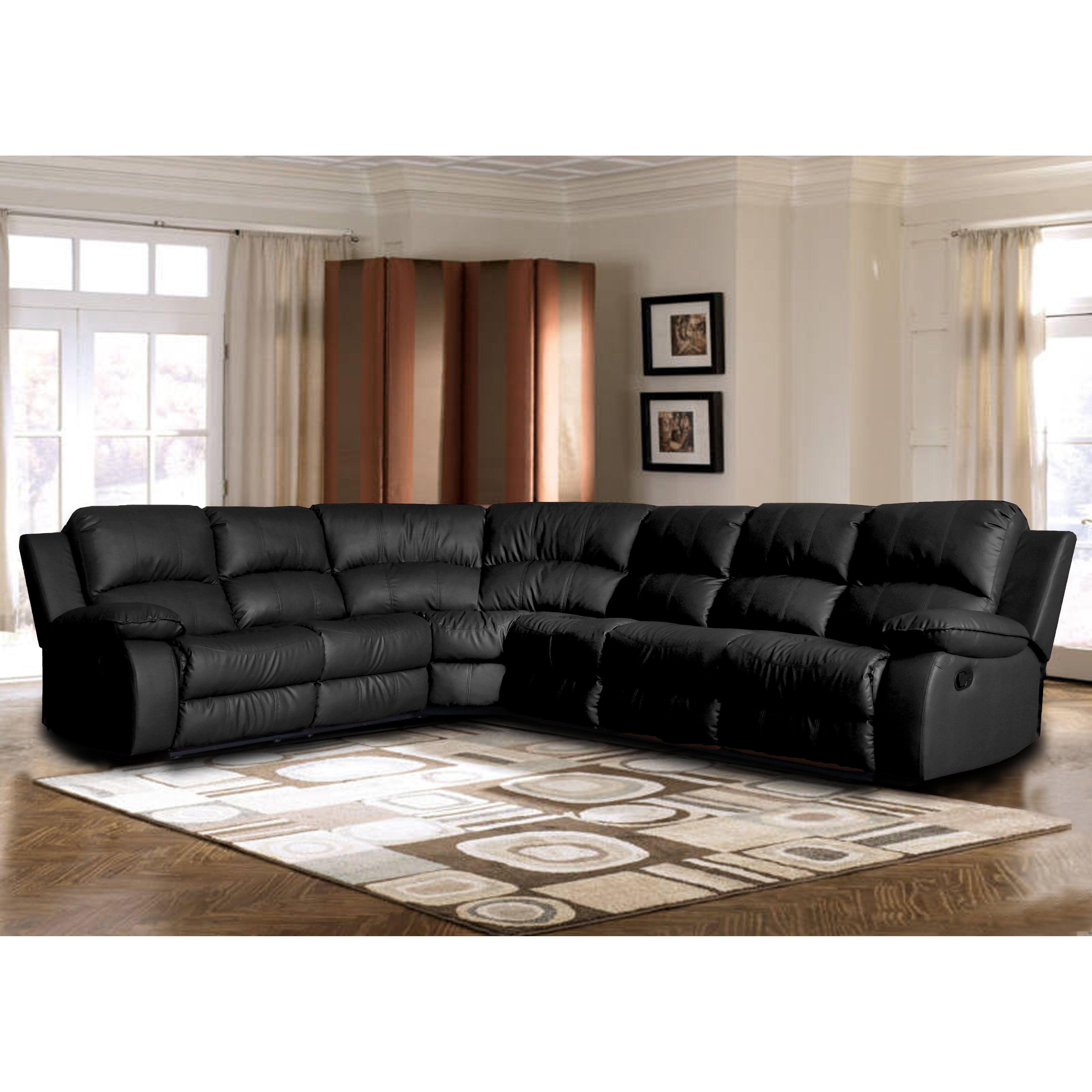 Madison home usa classic sectional reviews wayfair for Classic homes reviews