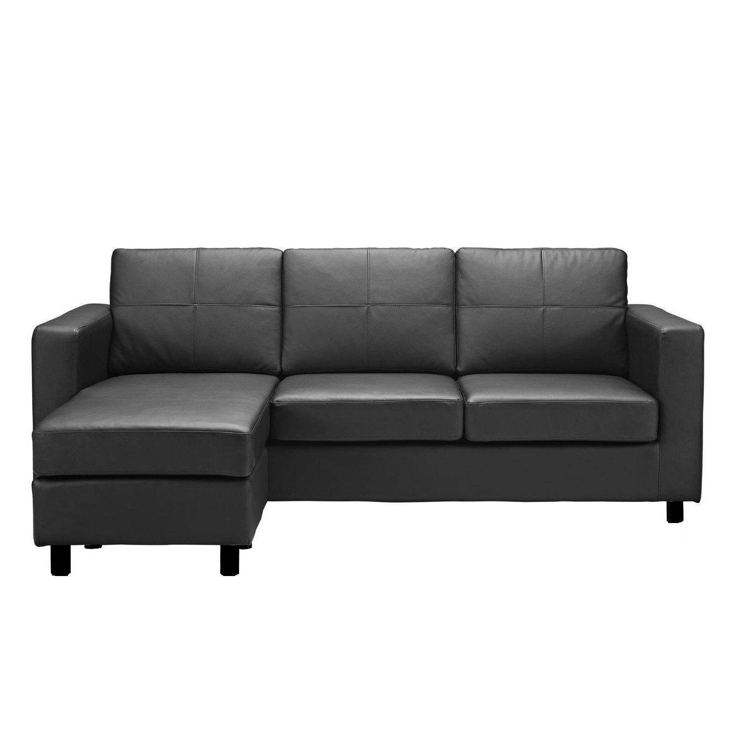 Madison Home Usa Reversible Chaise Sectional Reviews