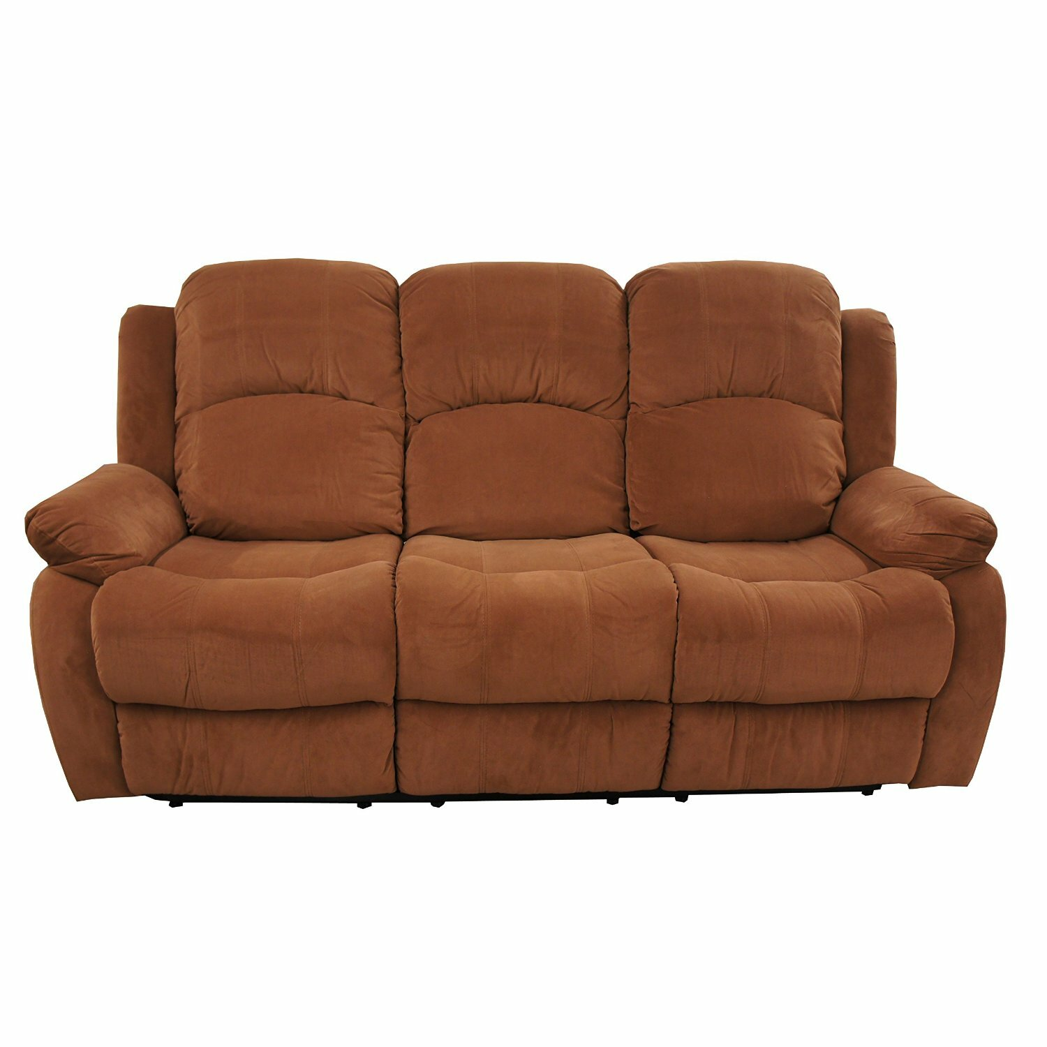 awesome stock of microfiber reclining sofa
