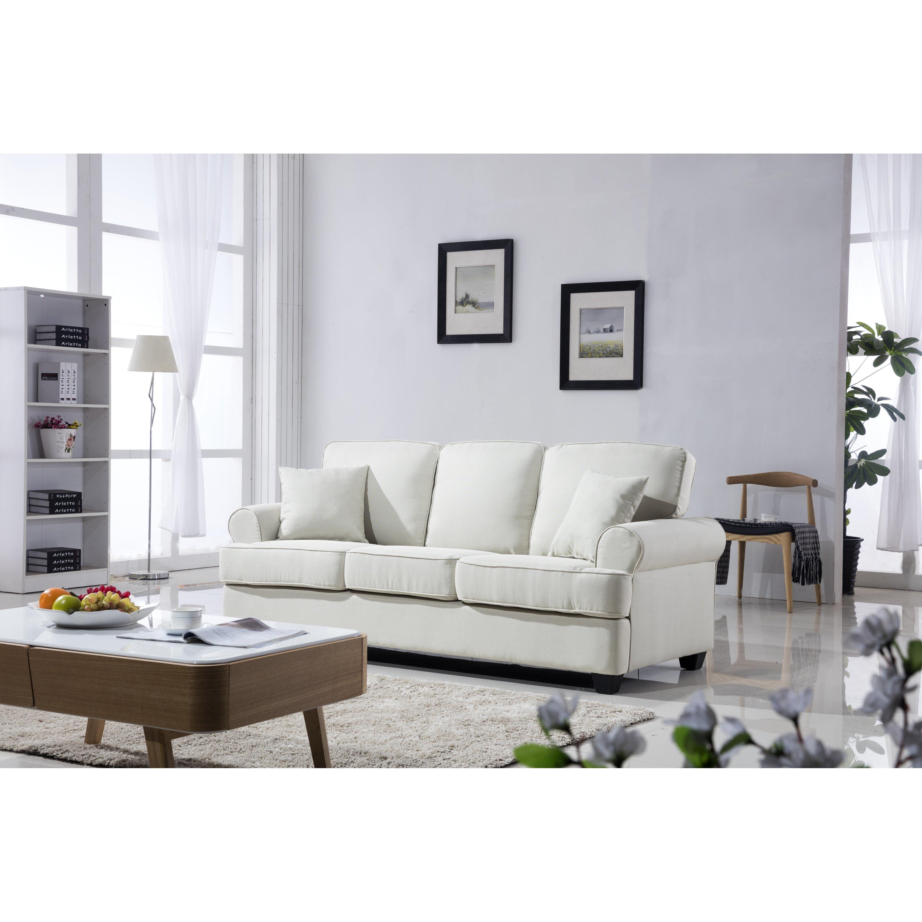 Madison Home Usa Classic Plush Sofa Reviews