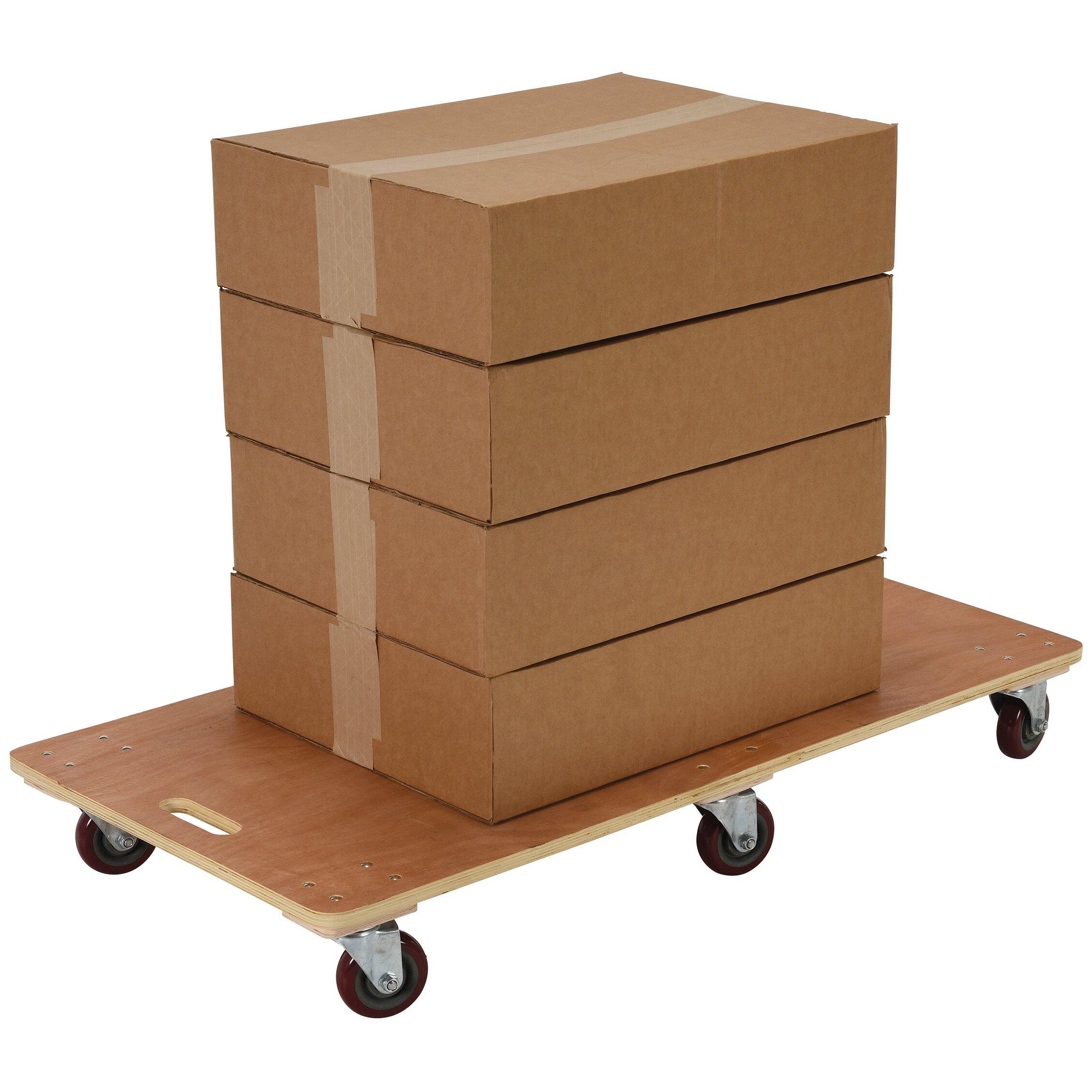 Vestil 1200 lb capacity furniture dolly reviews wayfair for Furniture 0ne