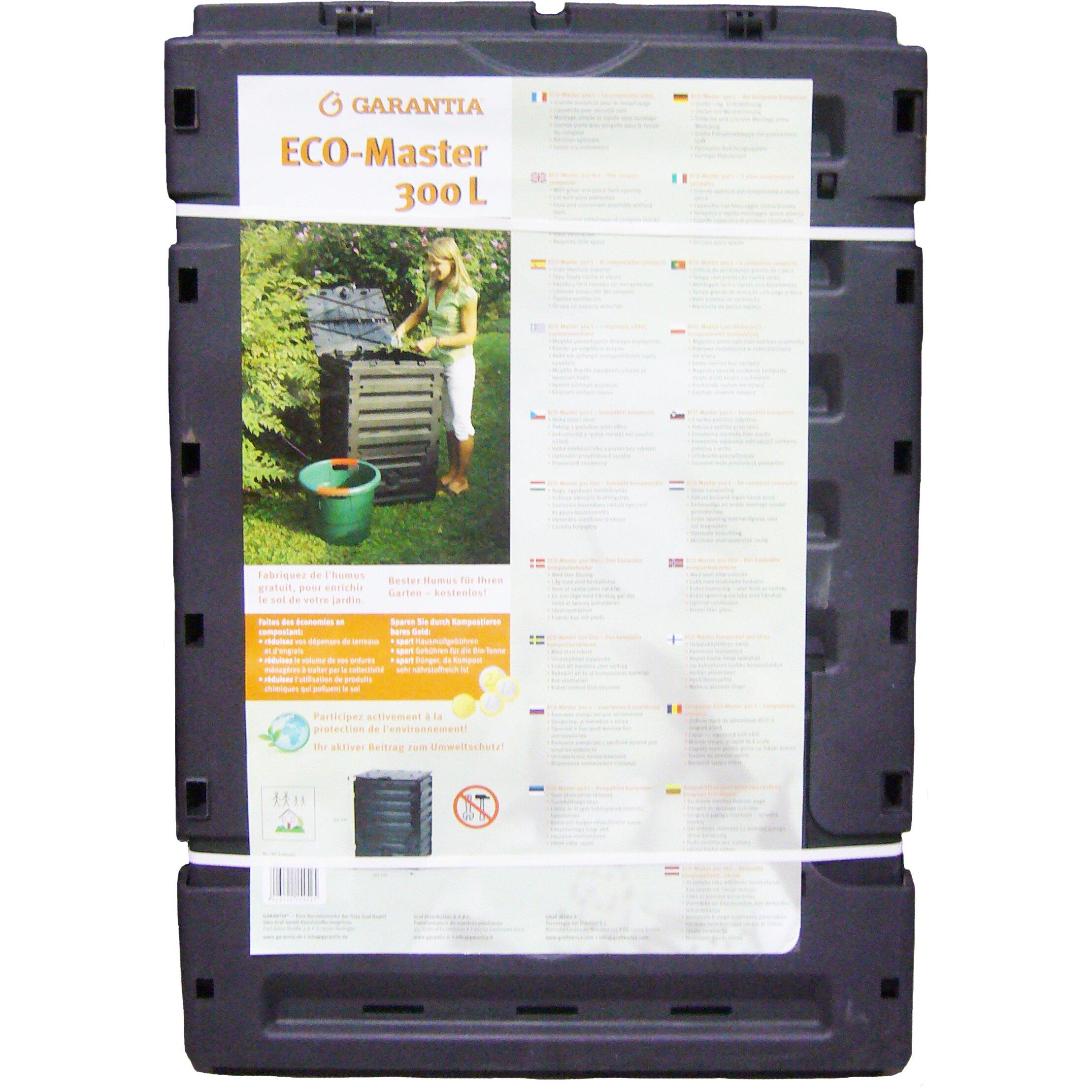 Tierra Garden Graf Cu Ft Stationary Composter
