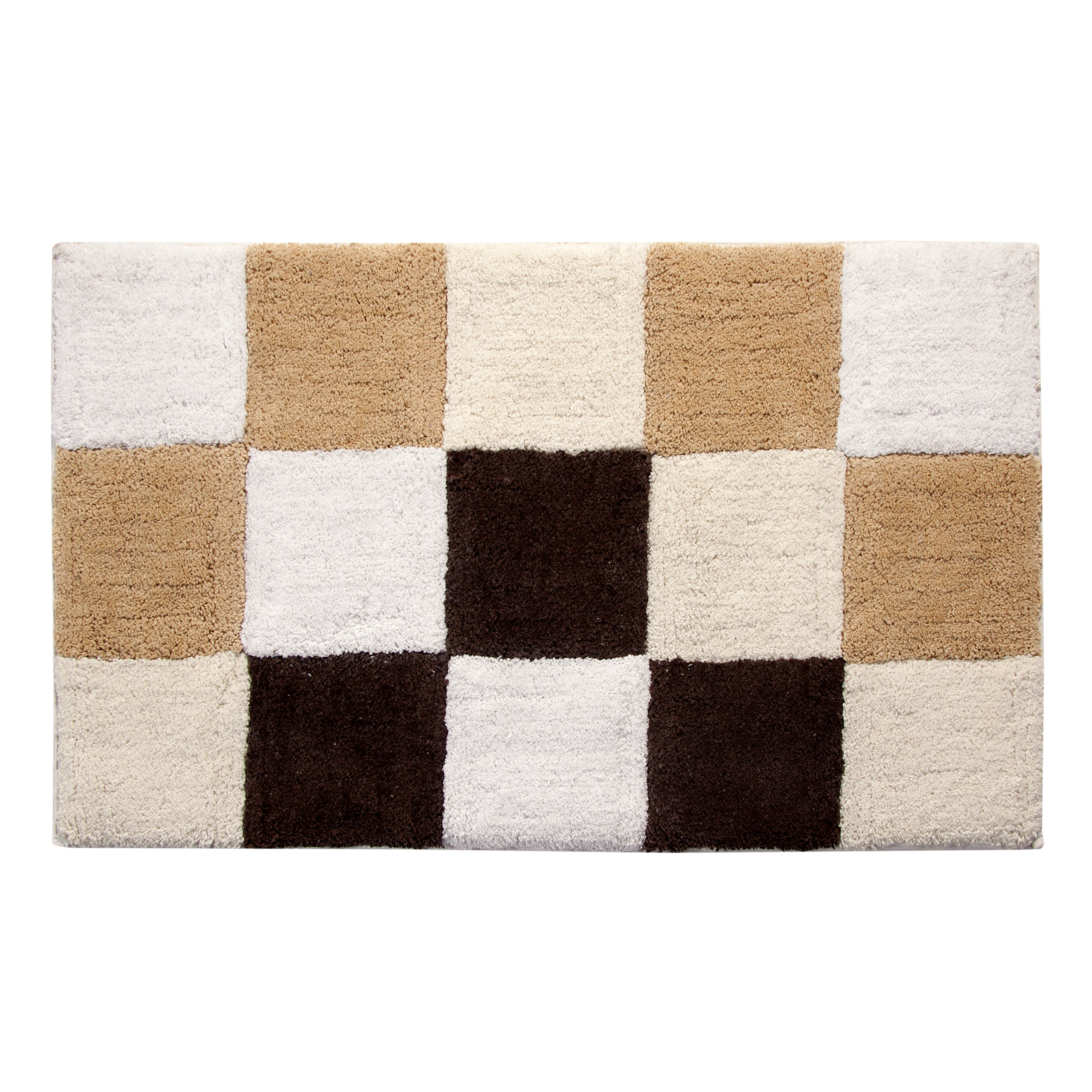saffron fabs 2 piece 100 cotton bath rug set reviews wayfair
