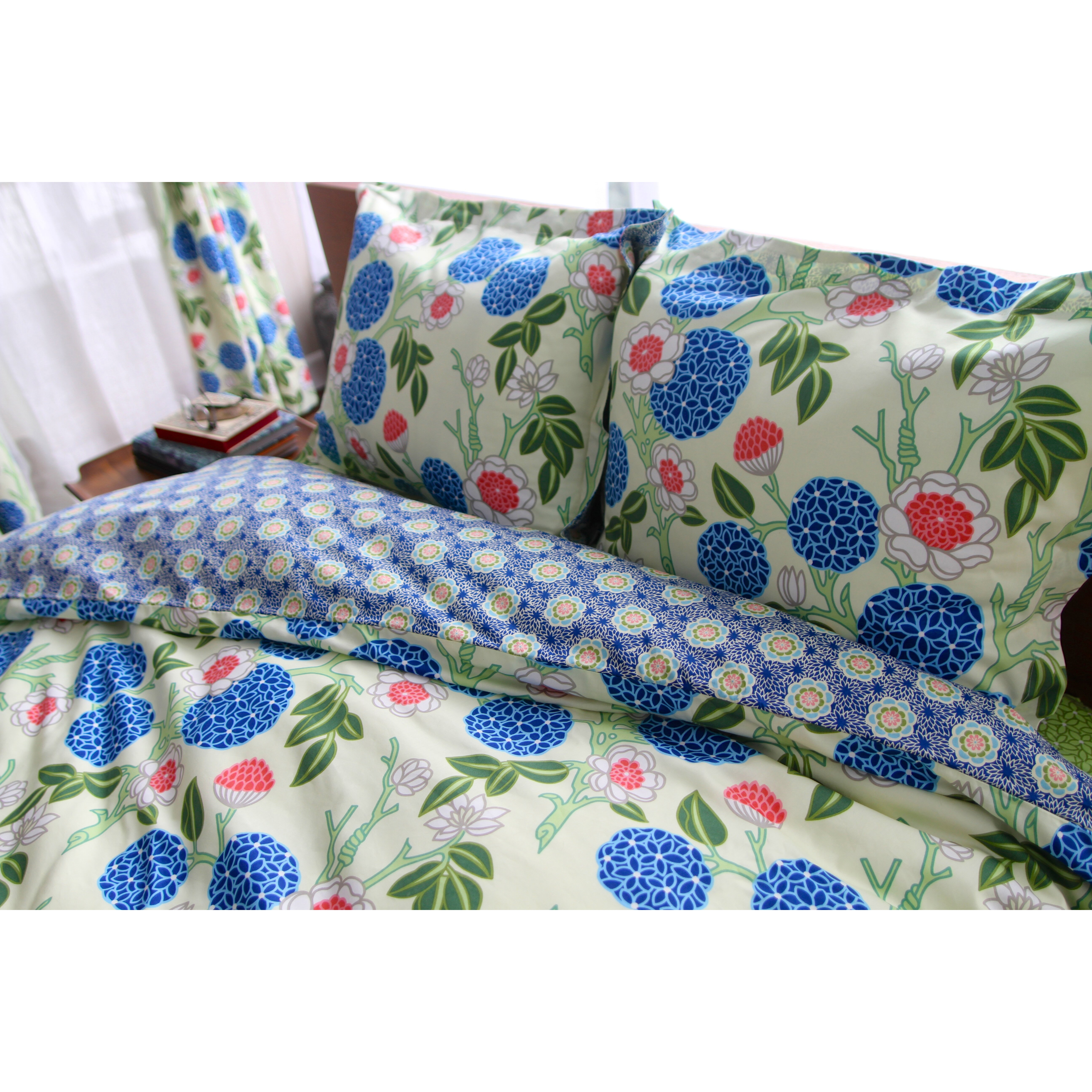 Amy Butler For Welspun Kyoto Duvet Cover Collection