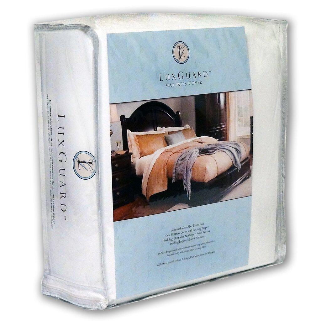 SleepSafeBedding LuxGuard Allergen Bed Bug and Dust Mite