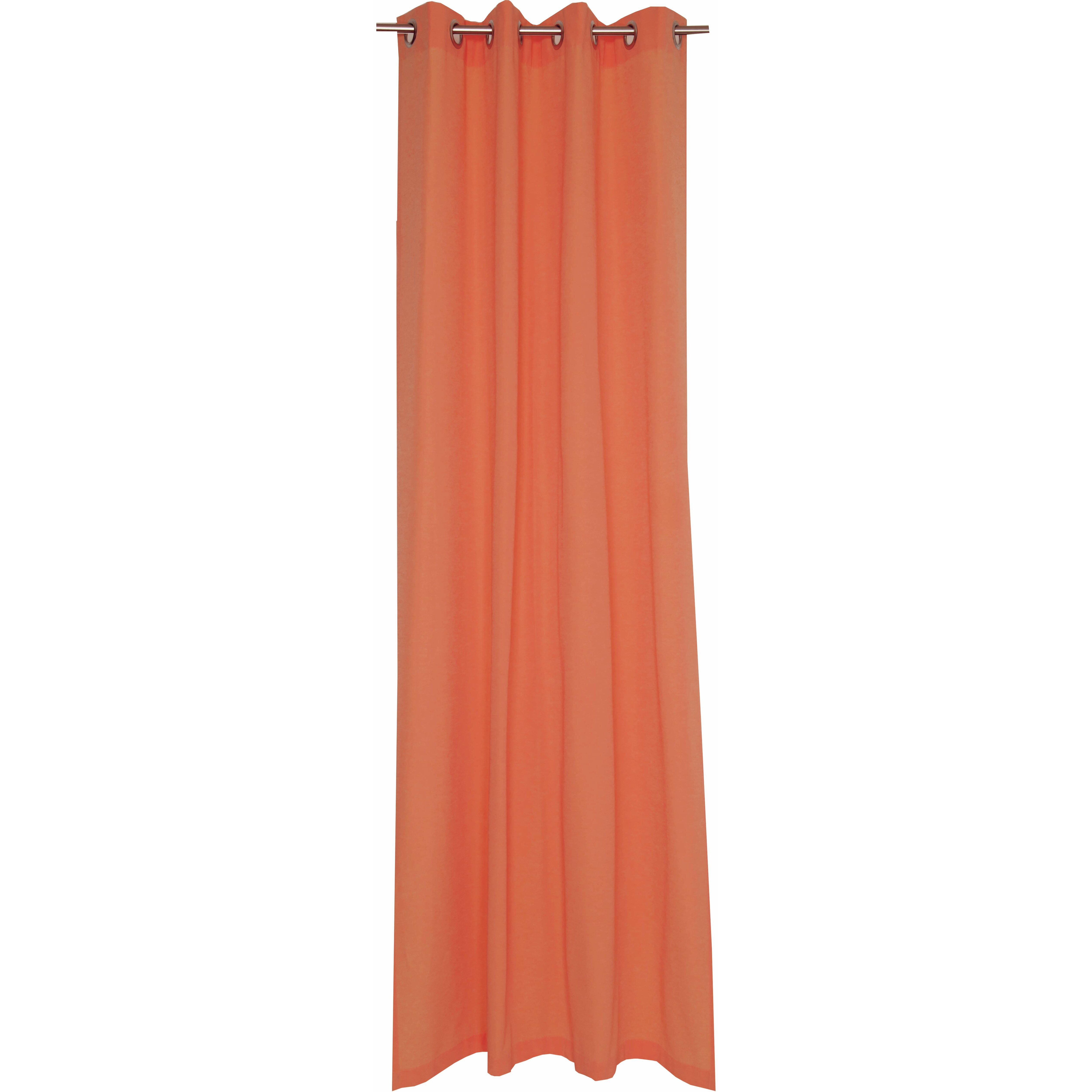 sch ner wohnen mono curtain panel reviews wayfair uk. Black Bedroom Furniture Sets. Home Design Ideas