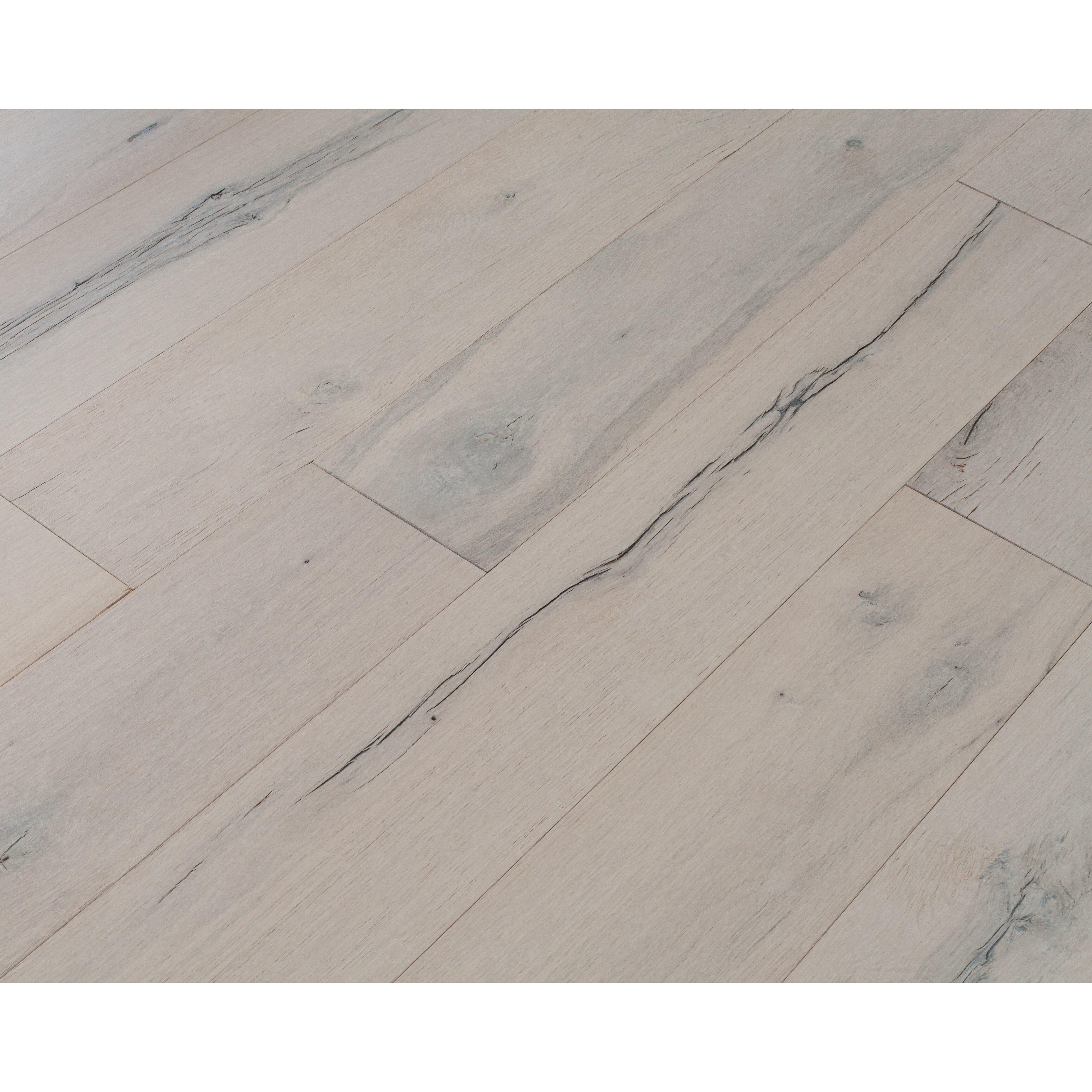Eddie Bauer Floors Beach Cove White Oak 7 Inch Wide Plank