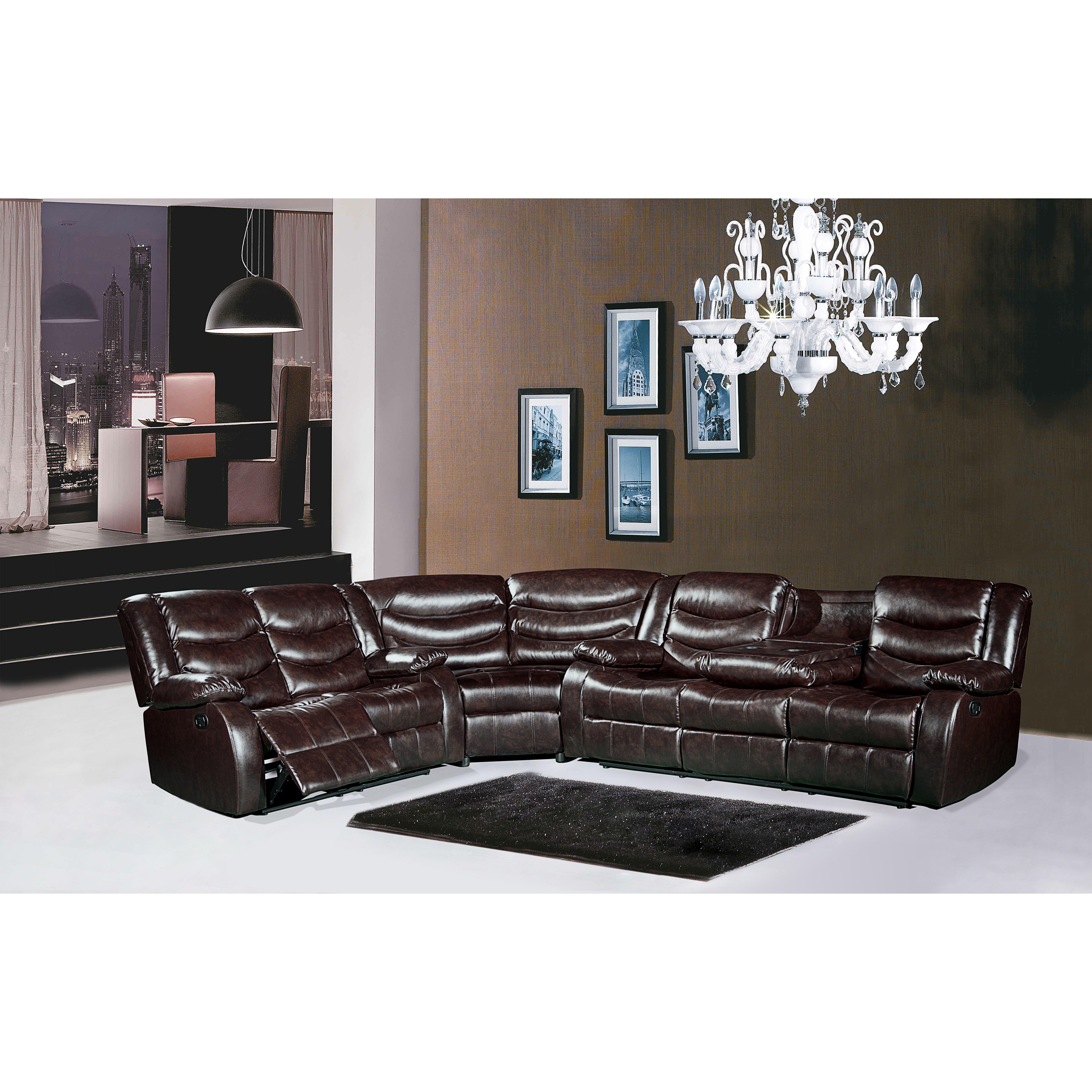 Meridian Furniture Usa Sectional Reviews Wayfair