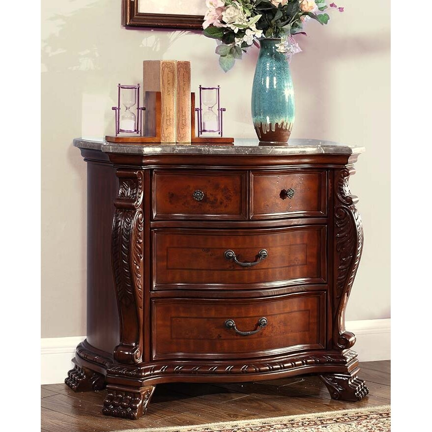 Meridian Furniture Usa Luxor 3 Drawer Bachelor 39 S Chest Reviews Wayfair