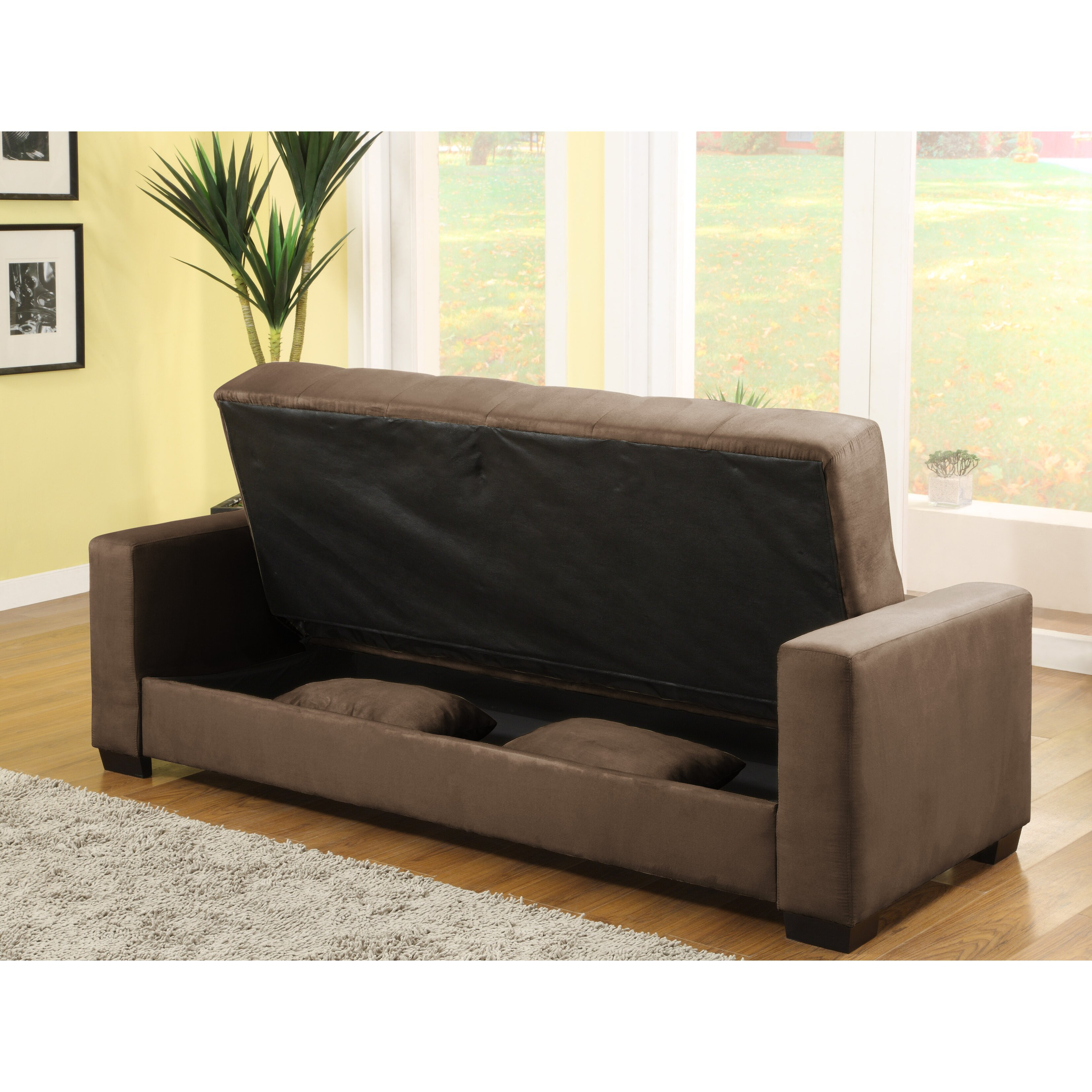 Lifestyle Solutions Napa Sleeper Sofa Reviews Wayfair