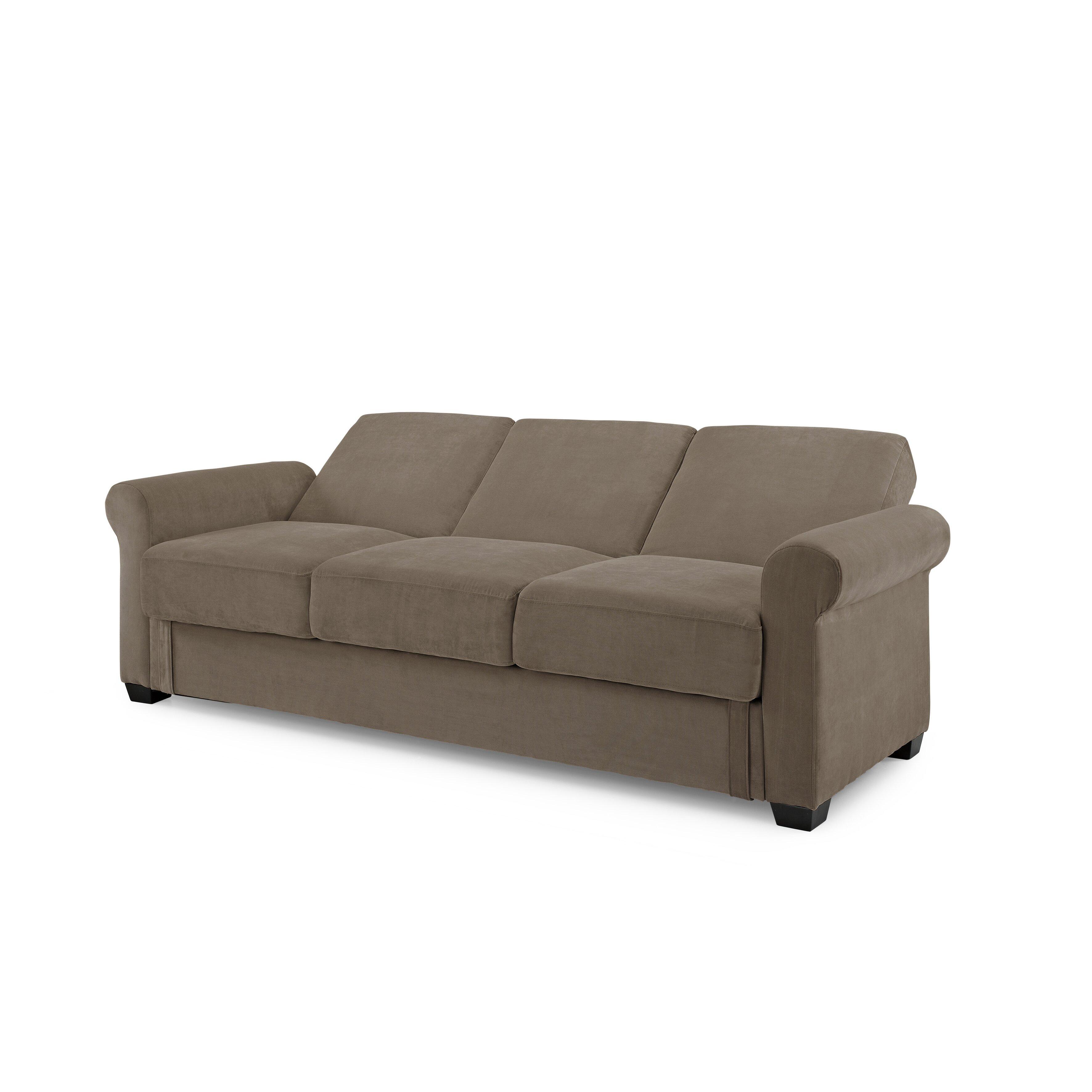 lifestyle solutions serta dream thomas sleeper sofa reviews wayfair. Black Bedroom Furniture Sets. Home Design Ideas