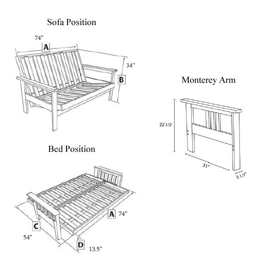 Wayfair Sofa Bed Assembly Instructions