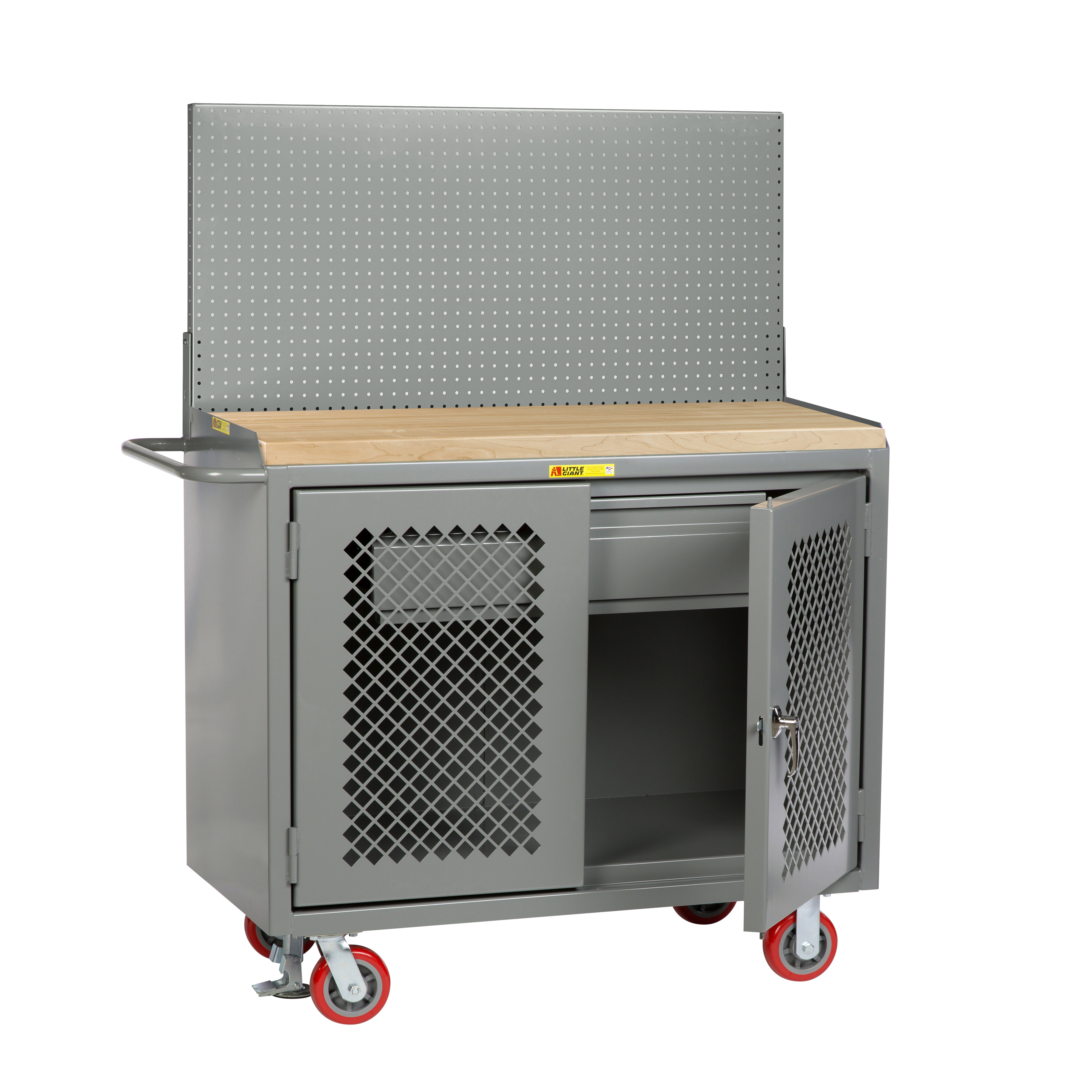 Little Giant Usa Mobile Service Butcher Block Top