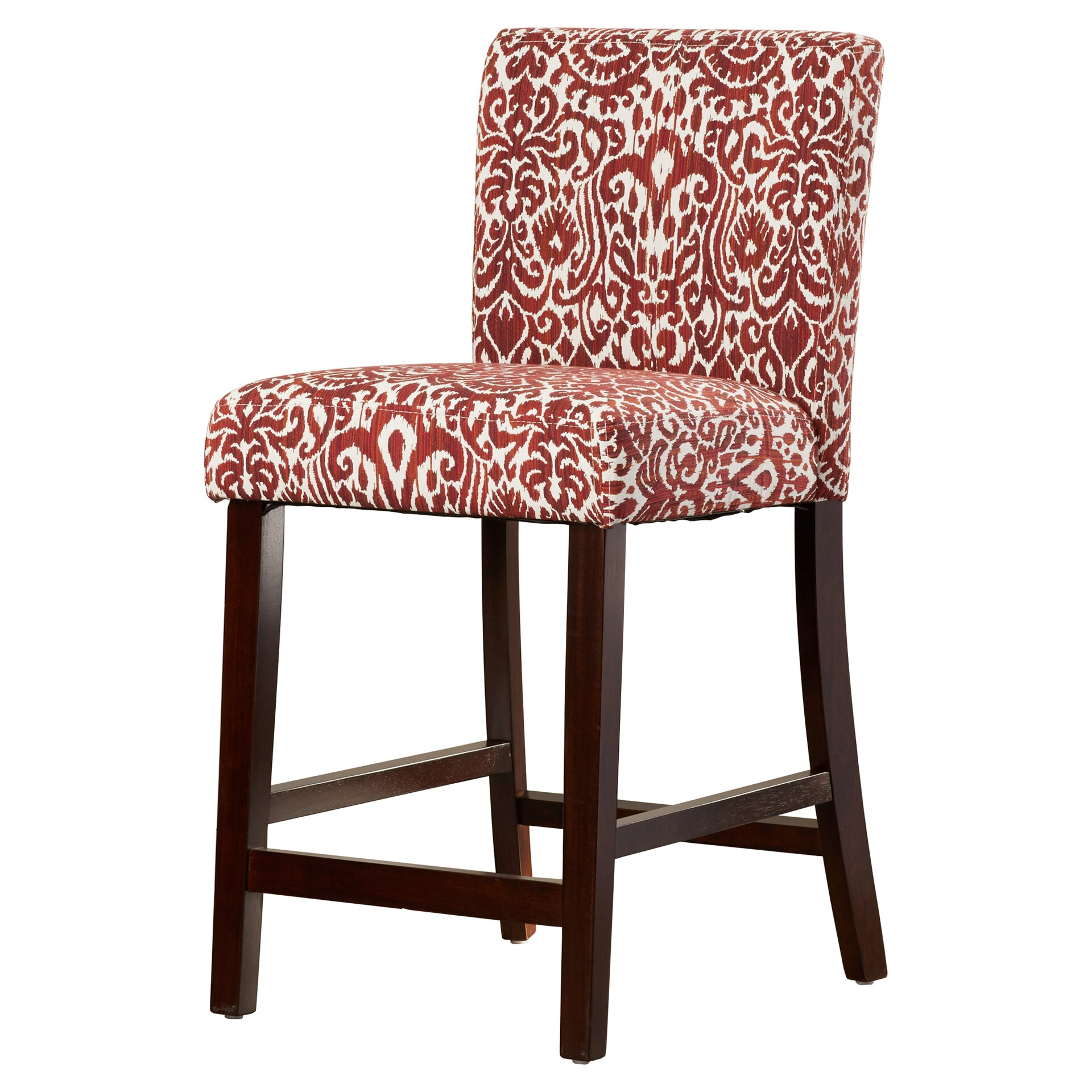 "Darby Home Co Eldred 24"" Bar Stool & Reviews"