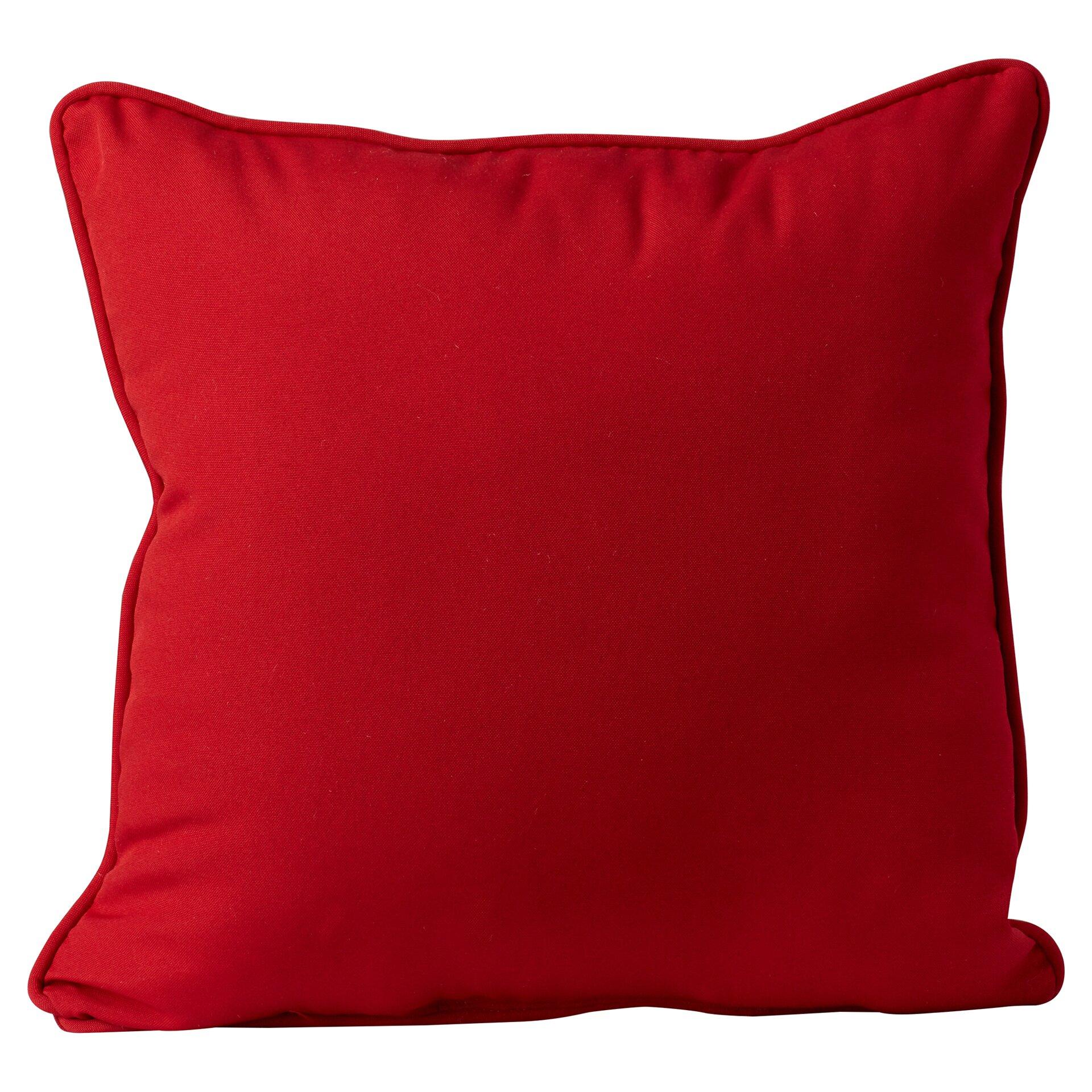 Throw Pillow Outdoor : Darby Home Co Compton Outdoor Throw Pillow & Reviews Wayfair