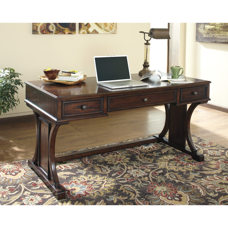Home Office Desks: Darby Home Co Priscilla Writing Desk & Reviews