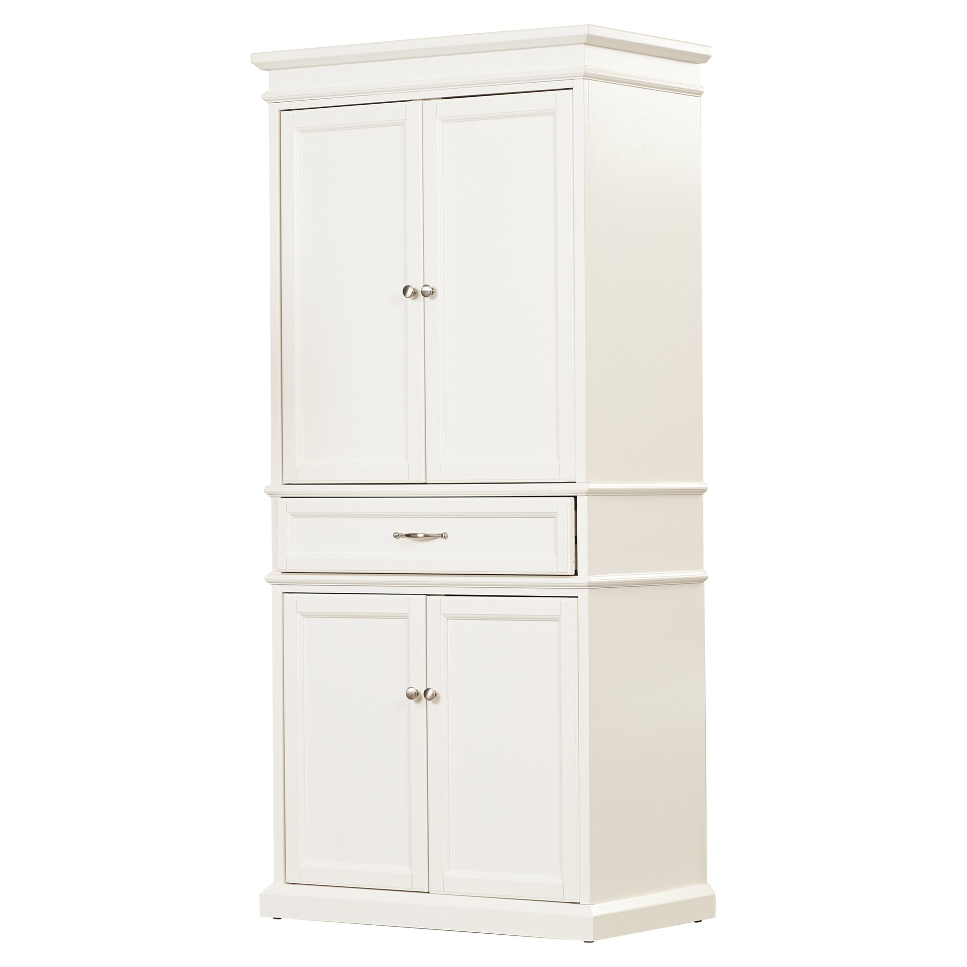 Darby Home Co Robert 72 Kitchen Pantry Reviews Wayfair