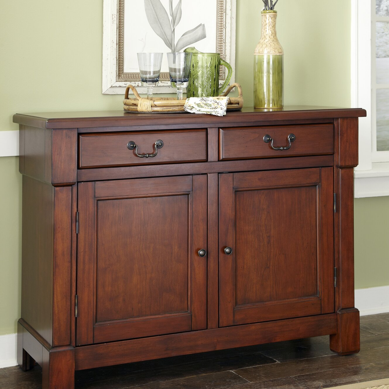 Dining Room Buffet: Darby Home Co Cargile Buffet & Reviews