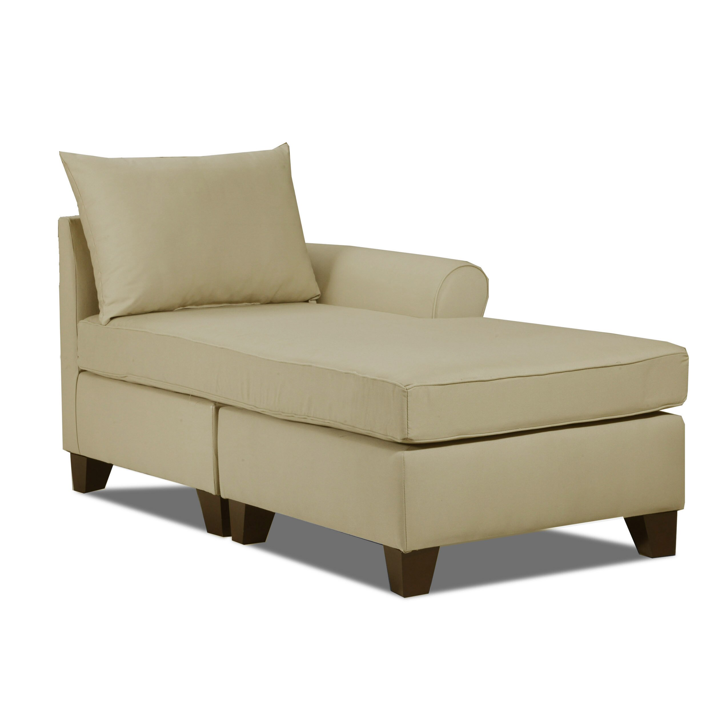 modern chaise lounges allmodern astaire linen chaise lounge