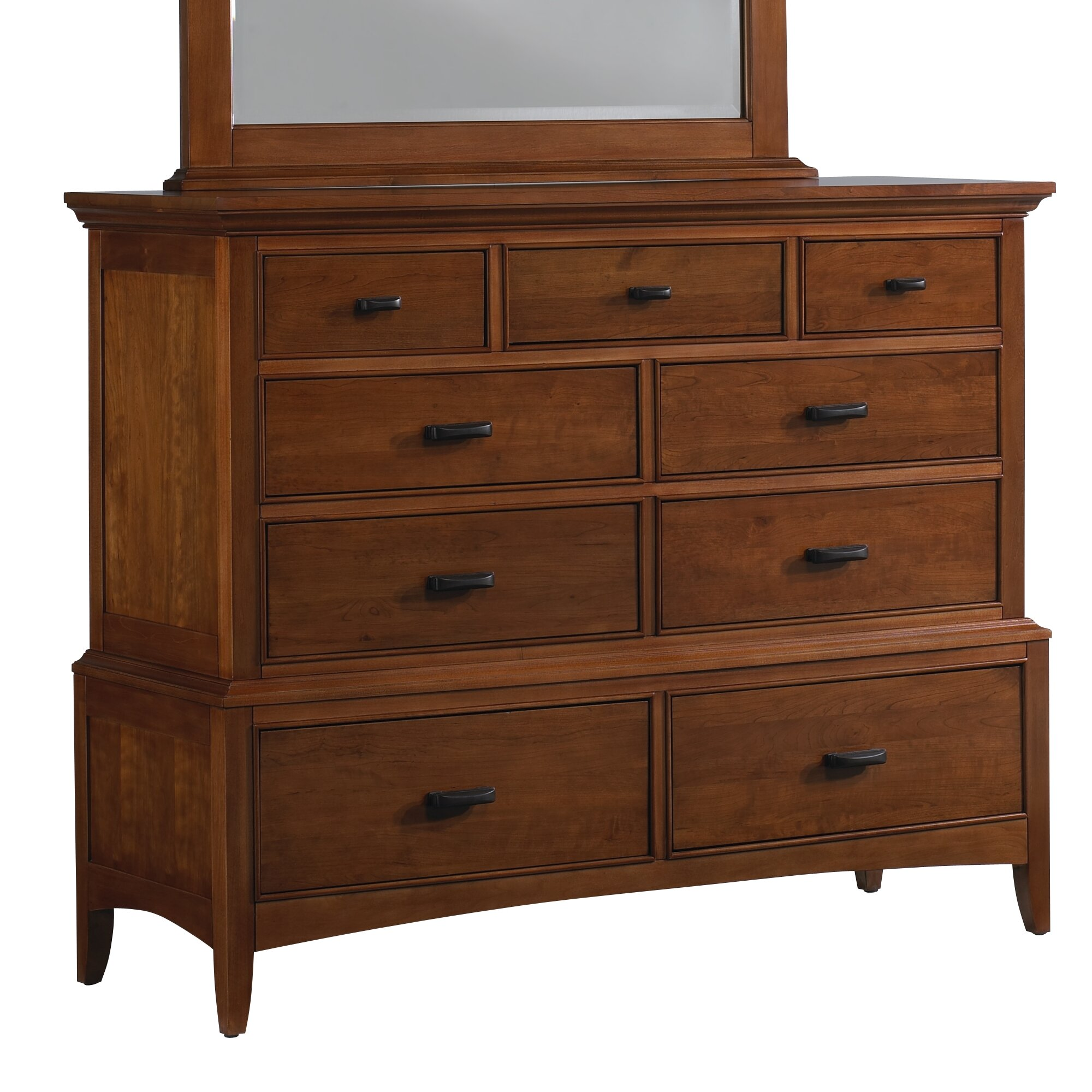 Darby Home Co Carolyn 9 Drawer Media Dresser Reviews