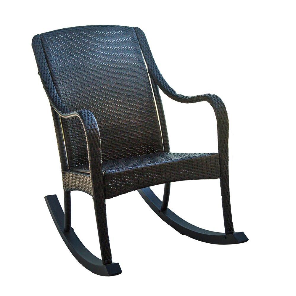 Hanover Orleans Rocking Chair & Reviews  Wayfair