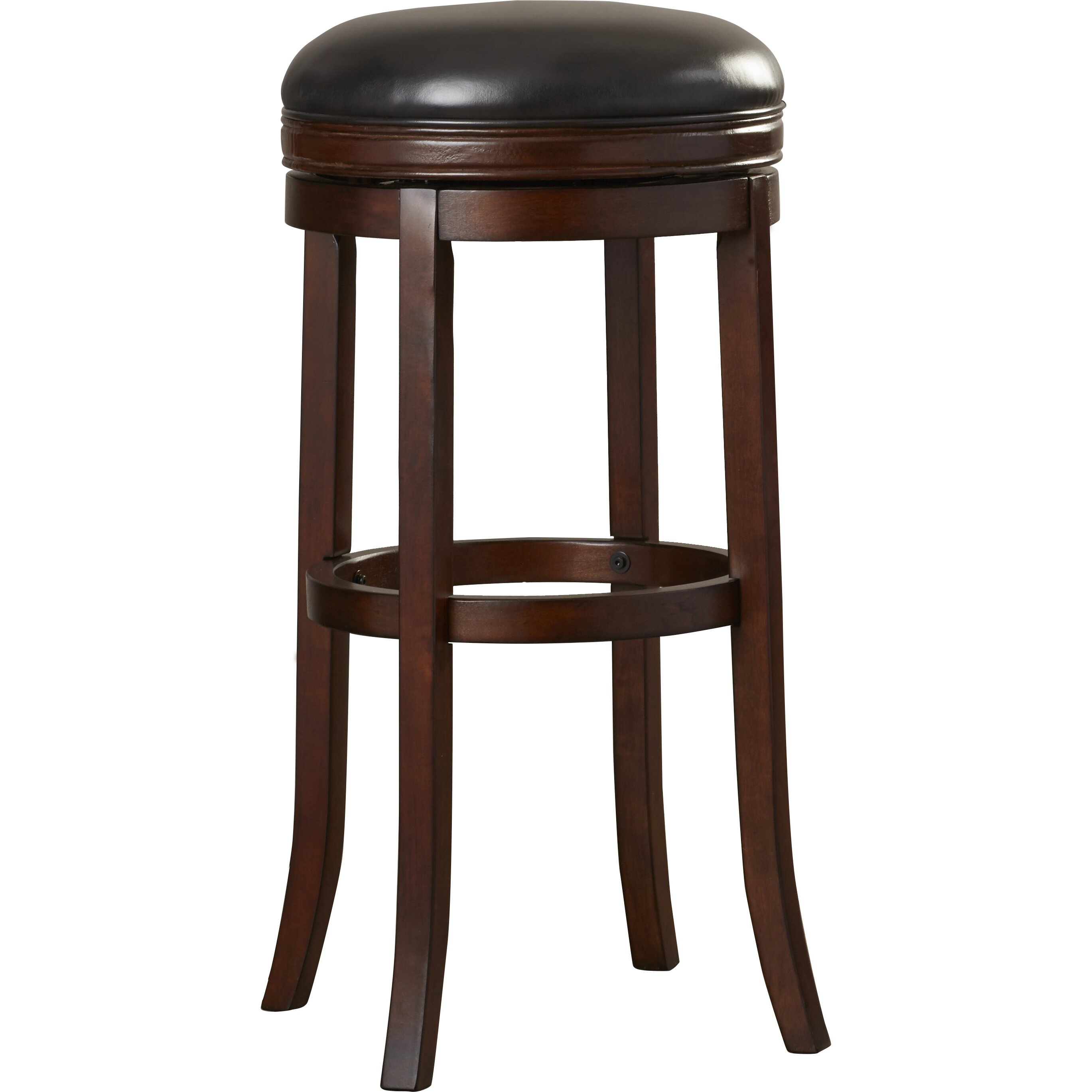 Darby Home Co Mcmullin 34 Quot Swivel Bar Stool Amp Reviews