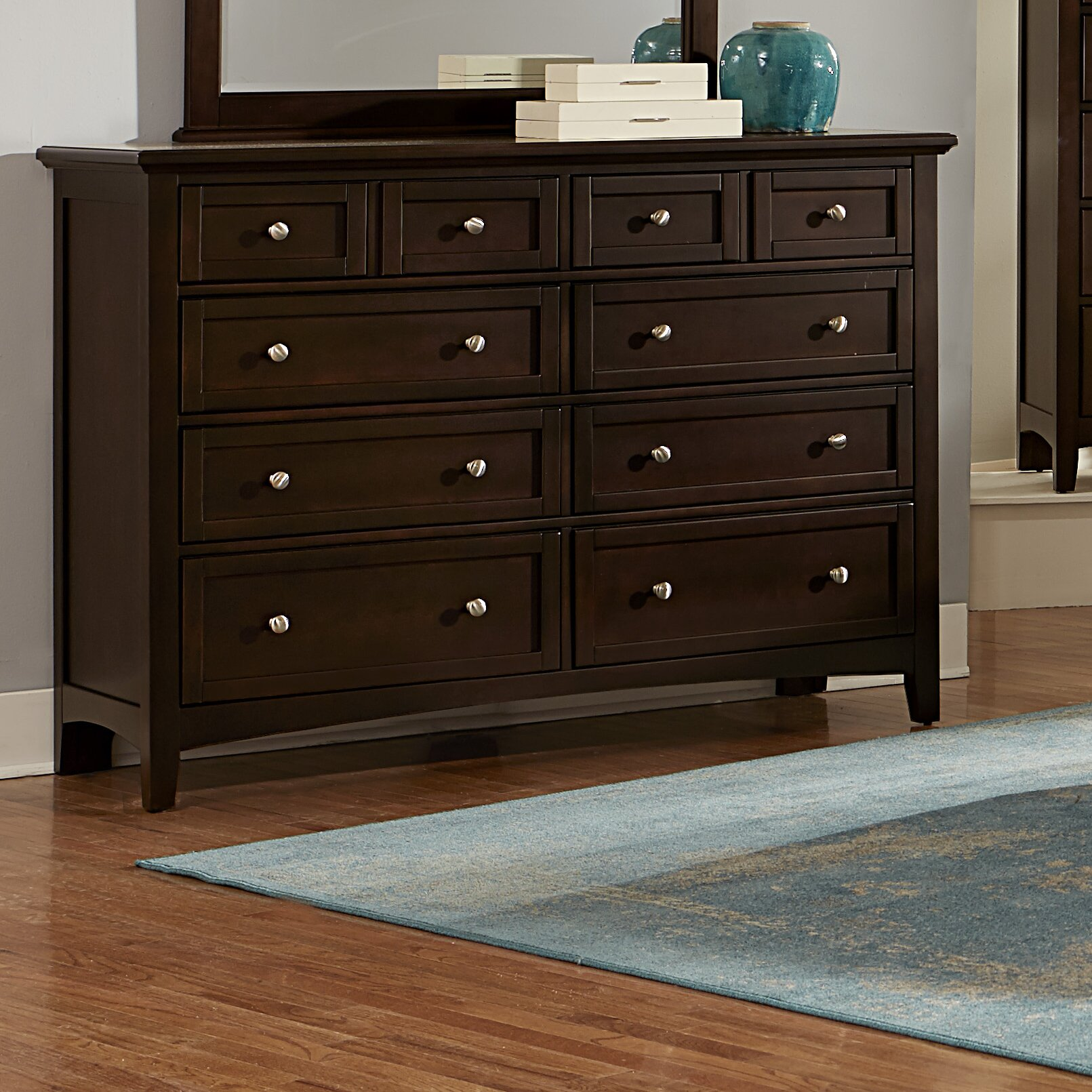 Darby Home Co Gastelum 8 Drawer Double Dresser Amp Reviews