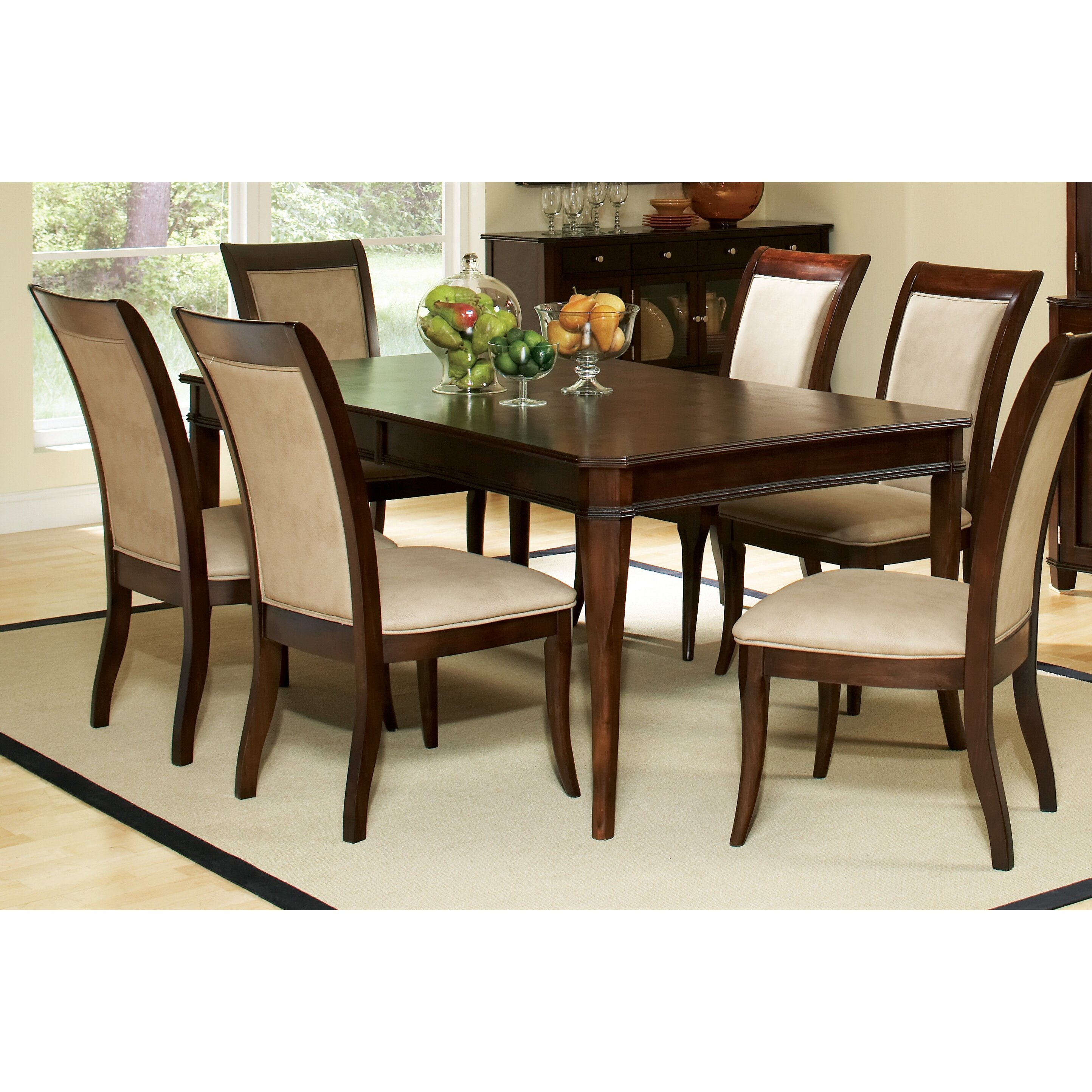 darby home co swenson extendable dining table wayfair