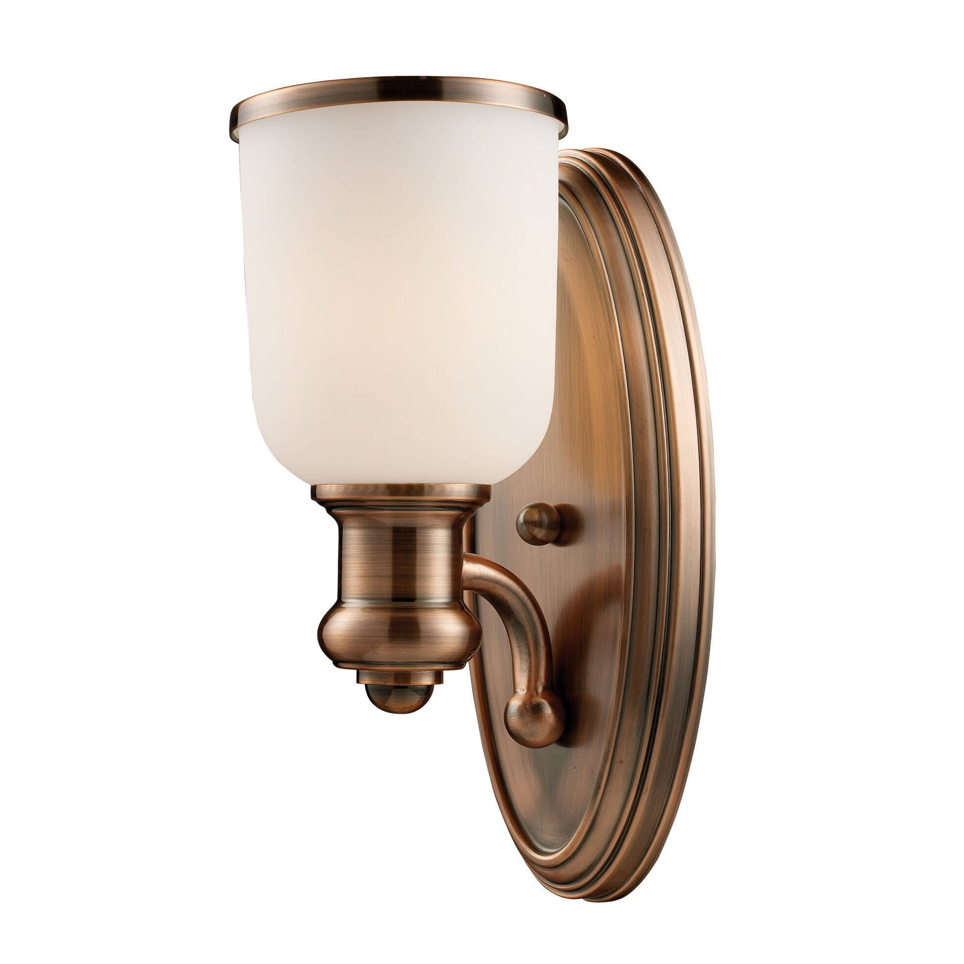 Wall Sconce With Magnifying Glass : Darby Home Co Claflin 1 Light Wall Sconce Wayfair