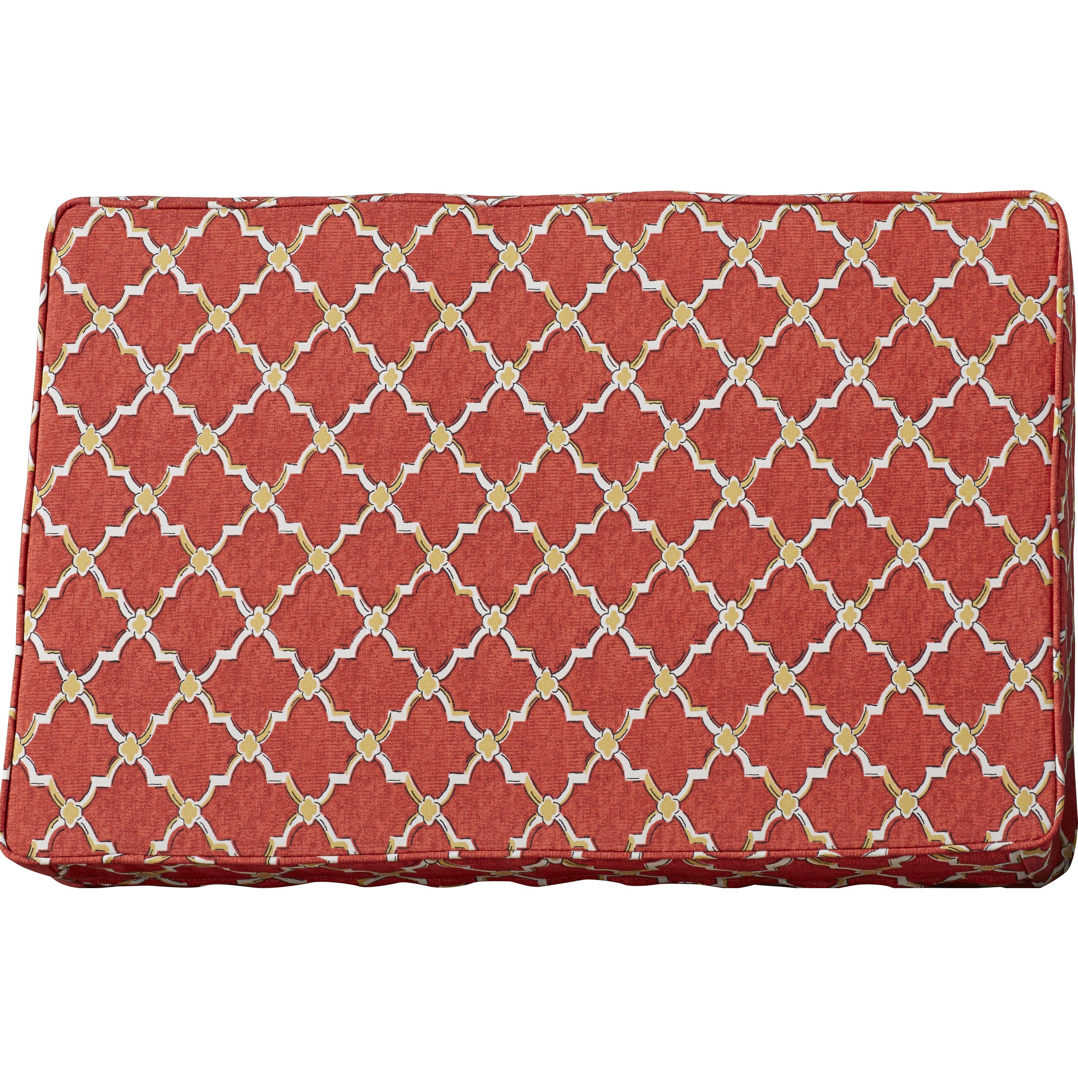 Darby Home Co Westbrook Corded Indoor/Outdoor Floor Pillow Wayfair