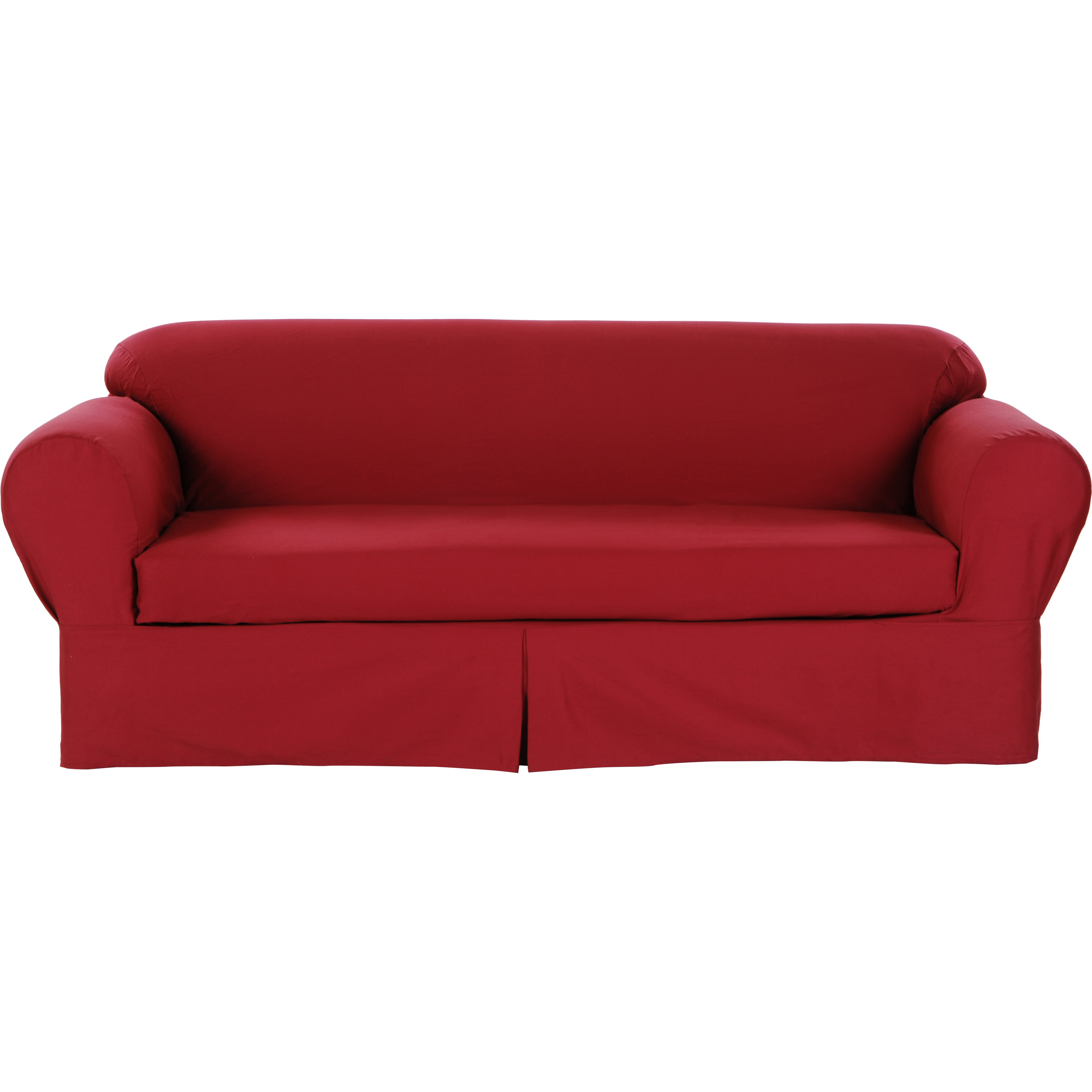Darby Home Co Sofa Slipcover Reviews Wayfair