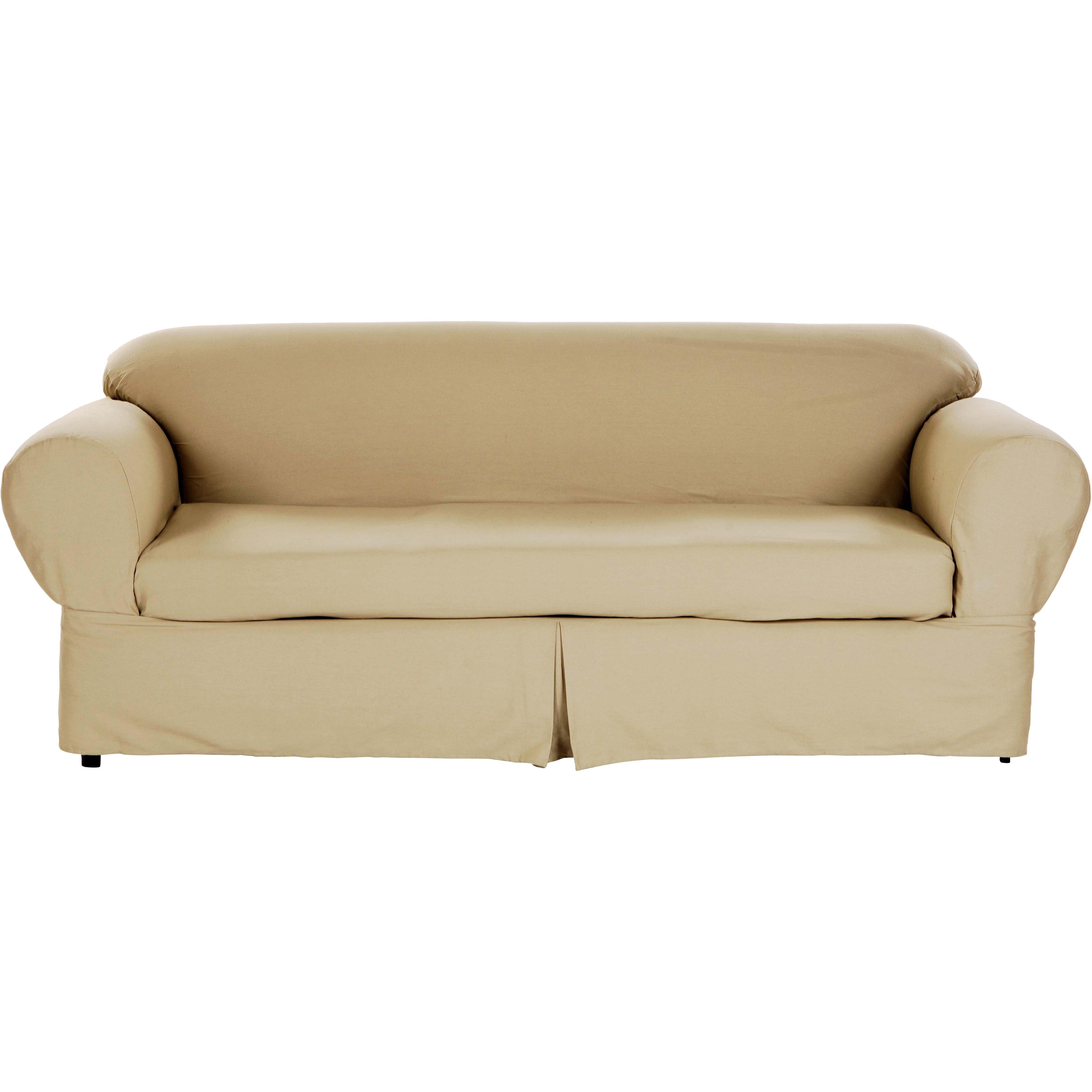 Darby Home Co Sofa Slipcover Reviews