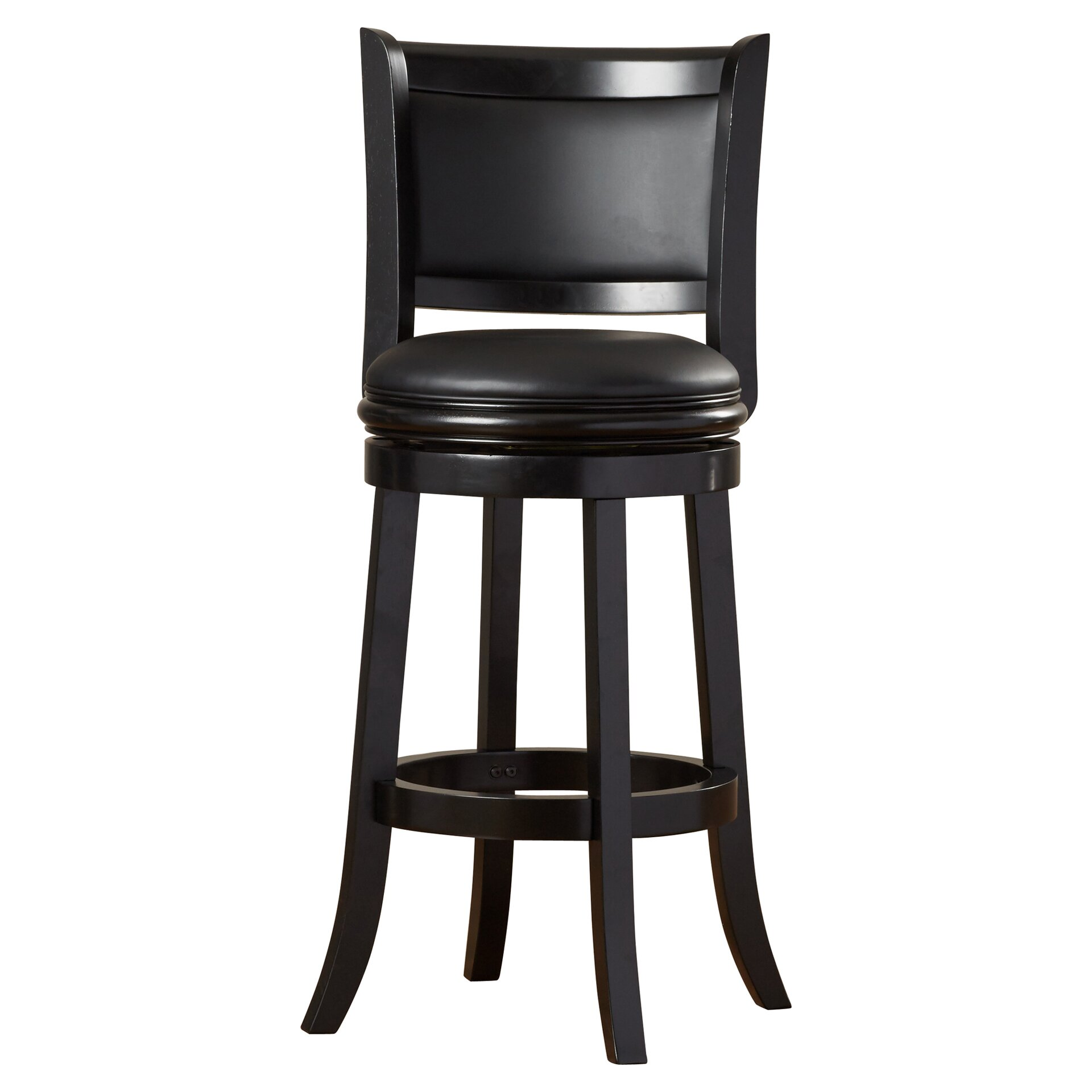 "Darby Home Co Orangeville 29"" Swivel Bar Stool & Reviews"