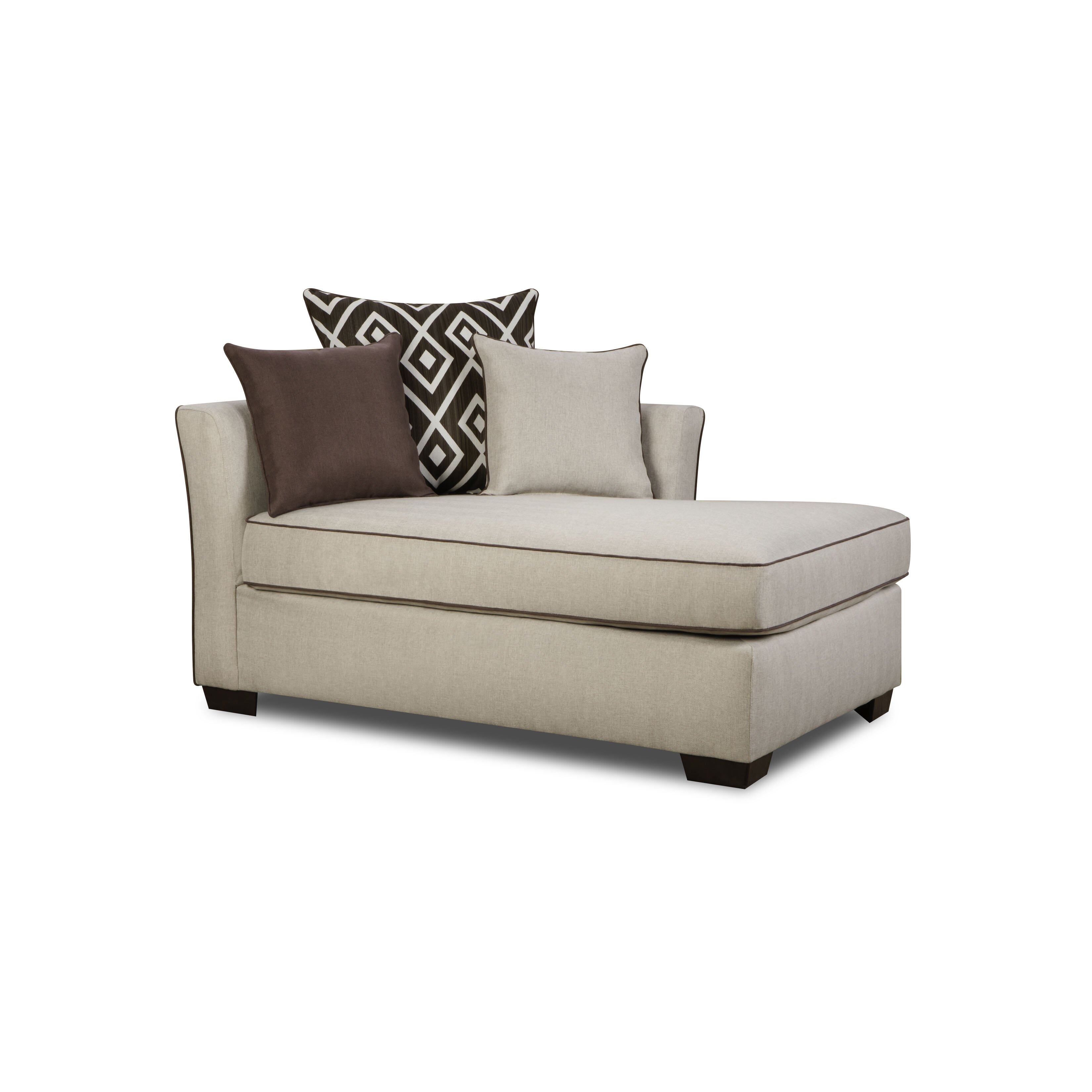 Simmons couch with chaise latitude run simmons upholstery for Albany saturn sectional sofa chaise