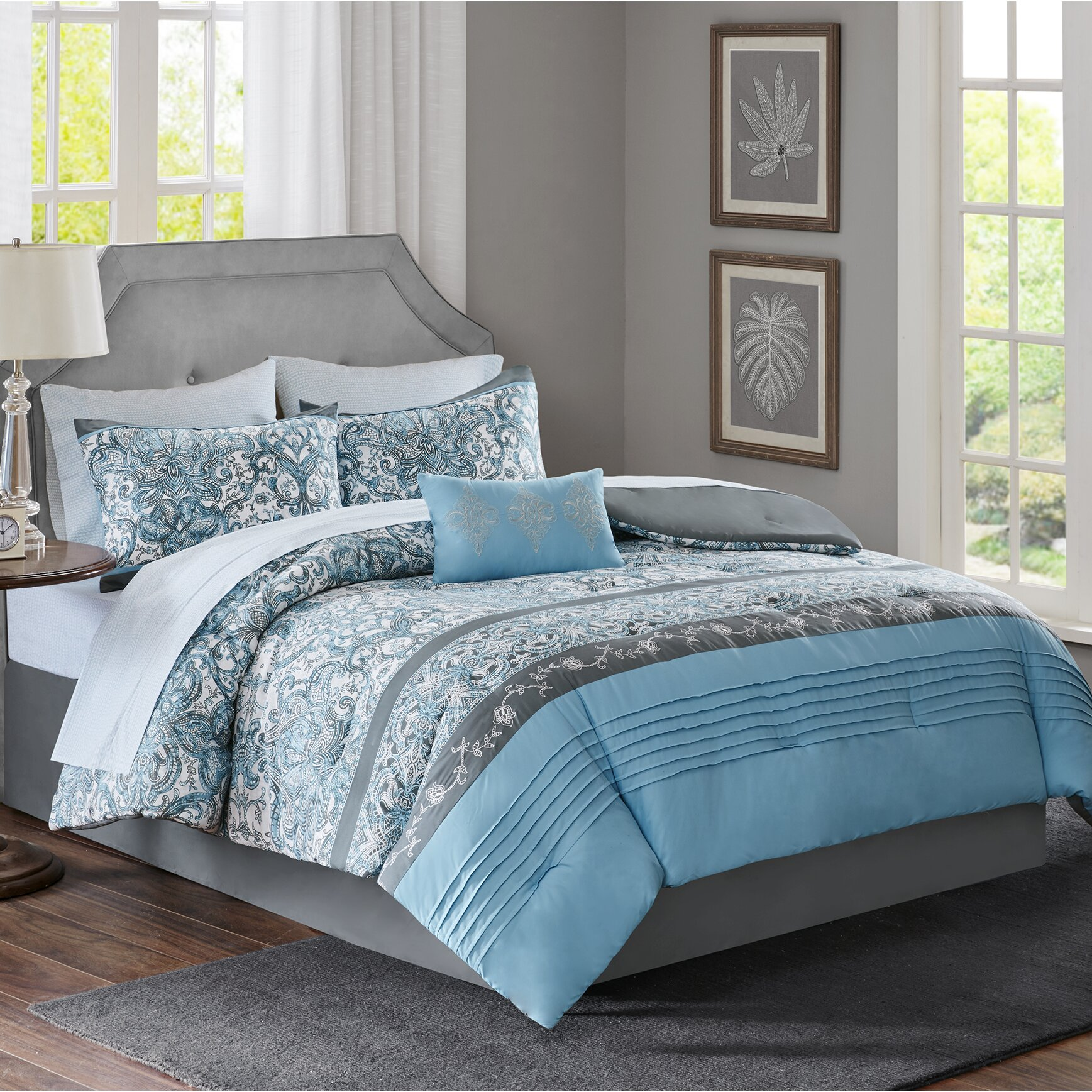hampton products pin hopecrest piece comforter set pinterest hill