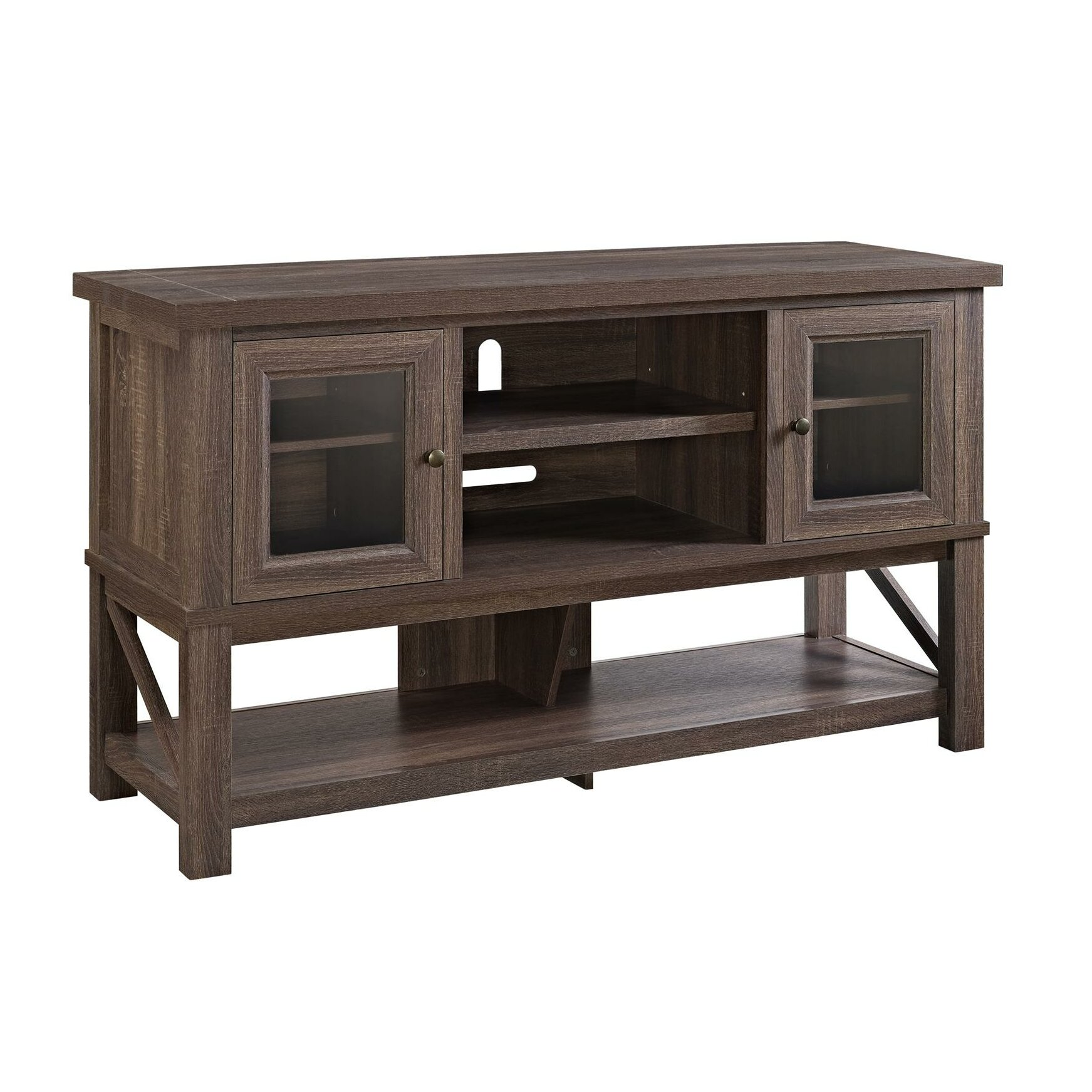 Darby Home Co Morrell Tv Stand Reviews Wayfair
