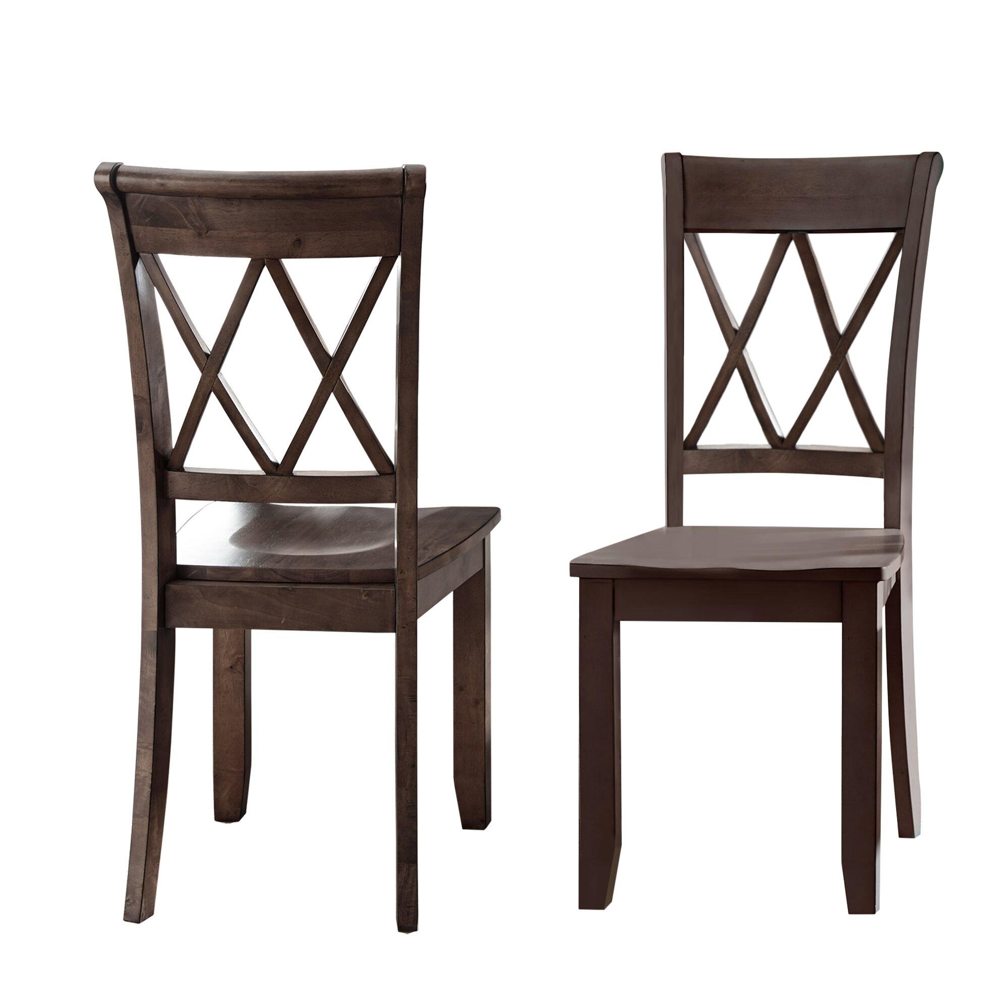 Darby Home Co Dauberville Side Chair Wayfair
