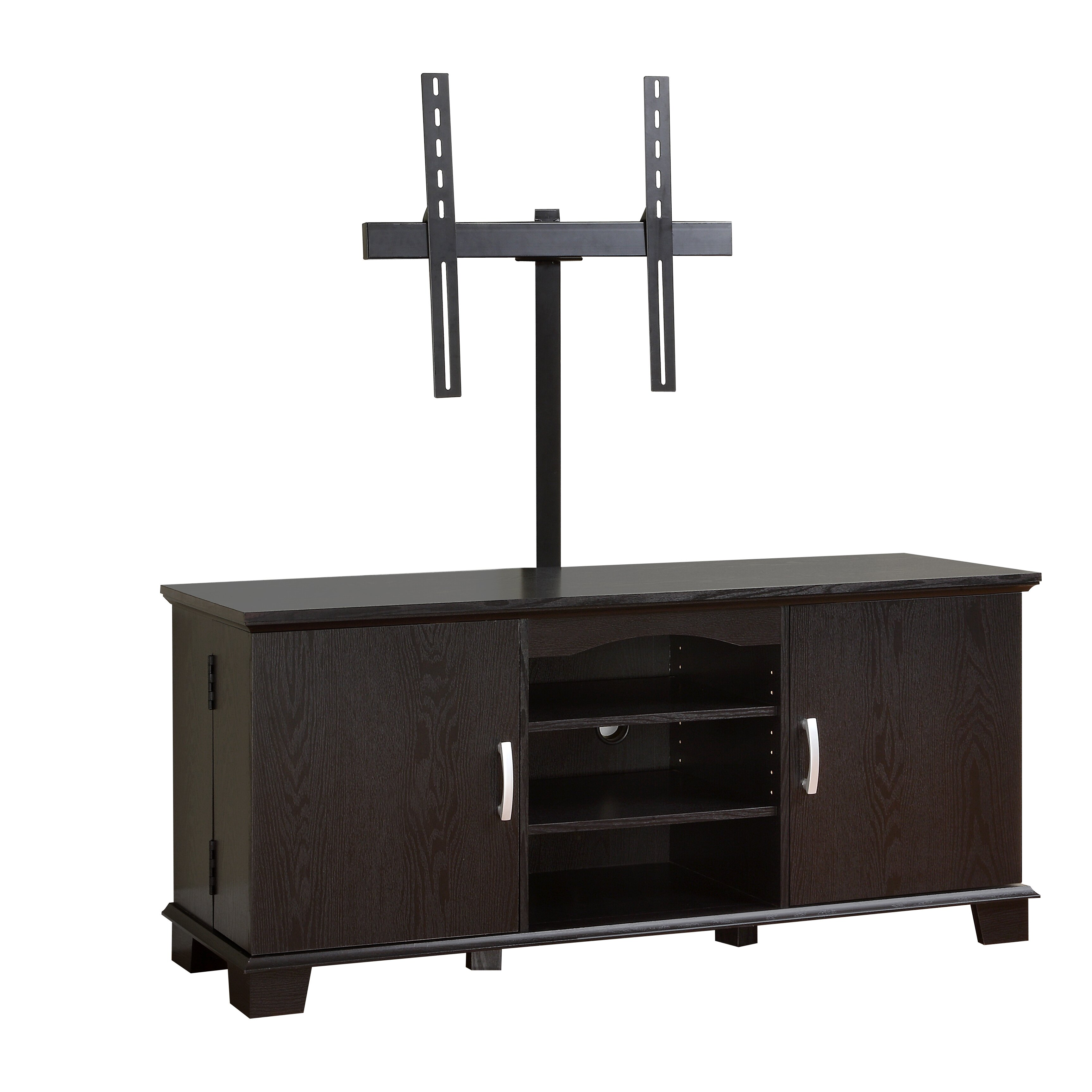 Darby Home Co Behrendt Tv Stand With Mount Reviews Wayfair